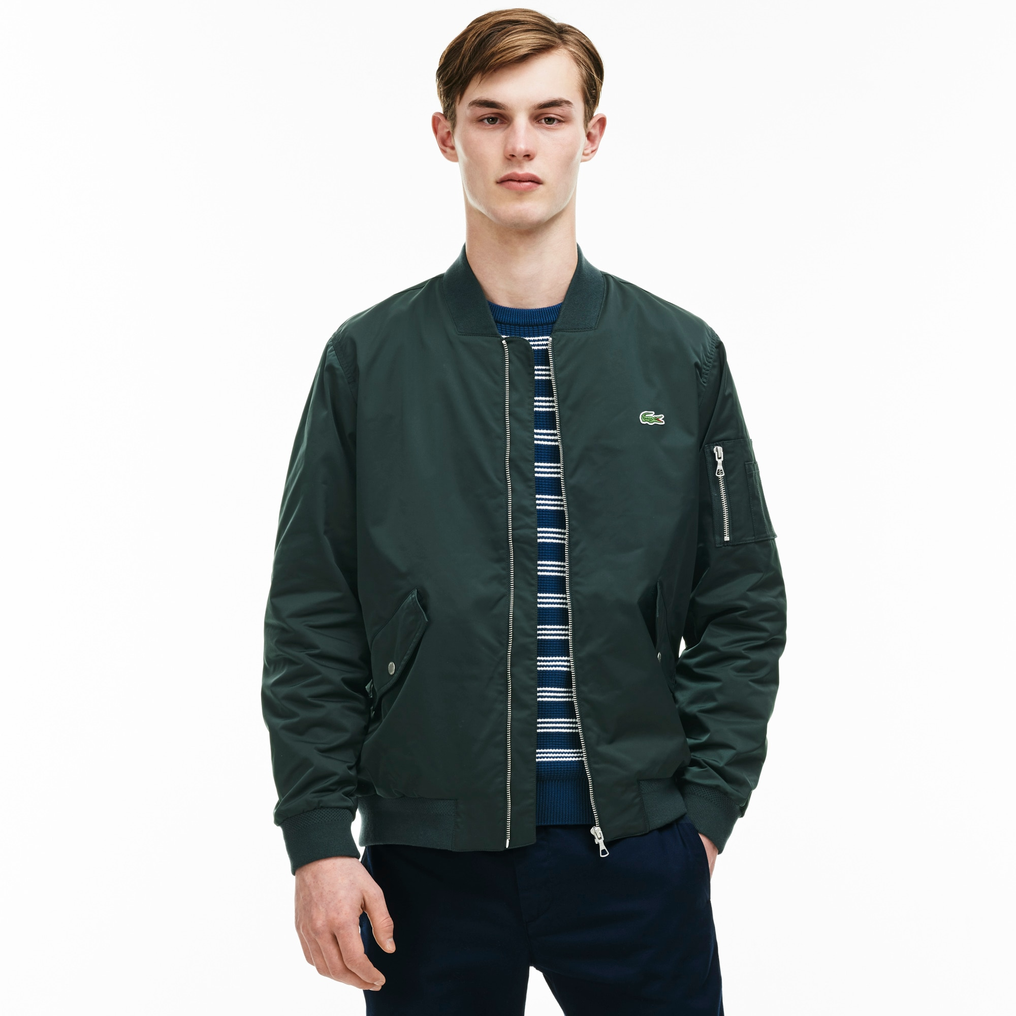 men 39 s jackets and coats on sale outerwear lacoste. Black Bedroom Furniture Sets. Home Design Ideas