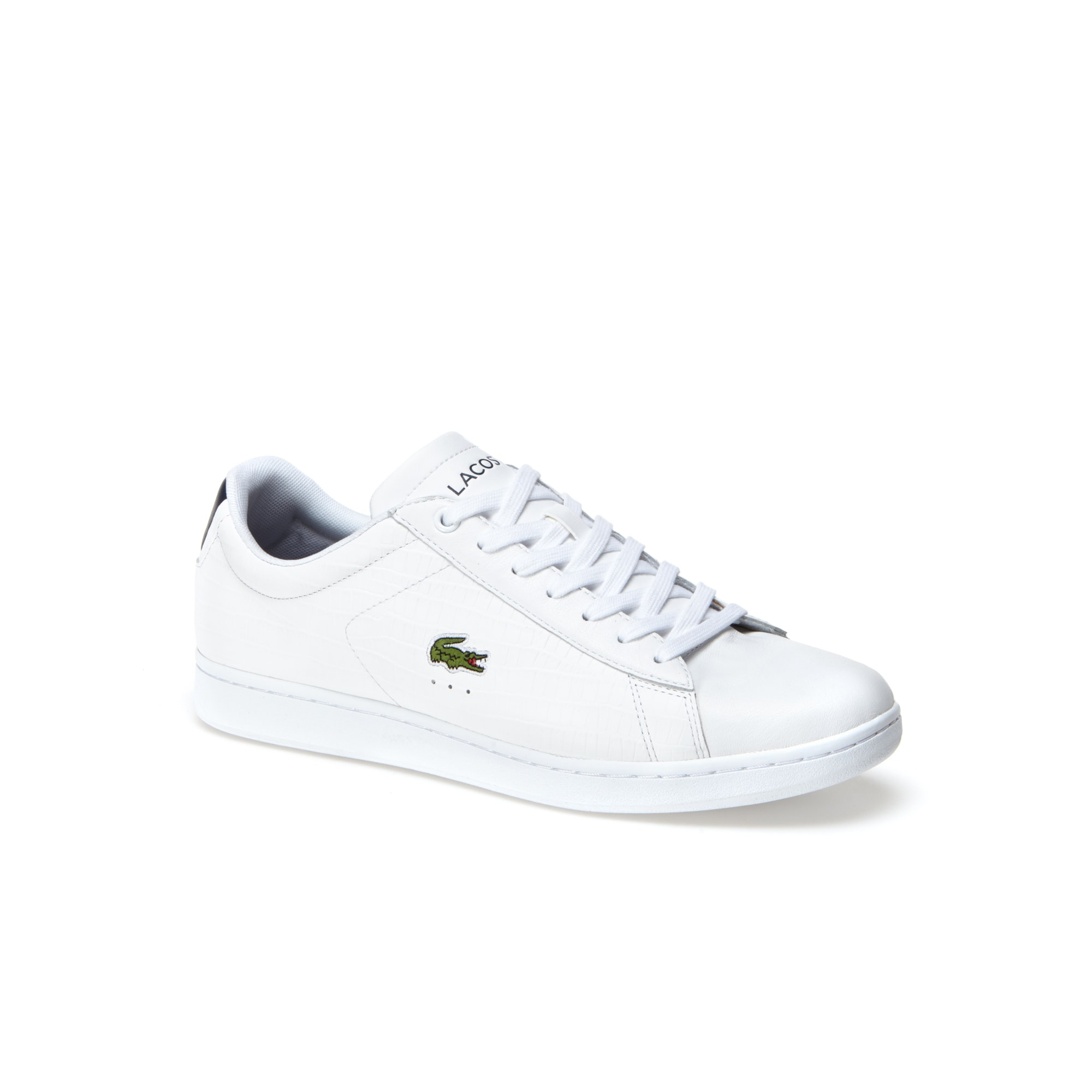 Men's Carnaby Evo Low-Rise Contrast Heel Sneakers