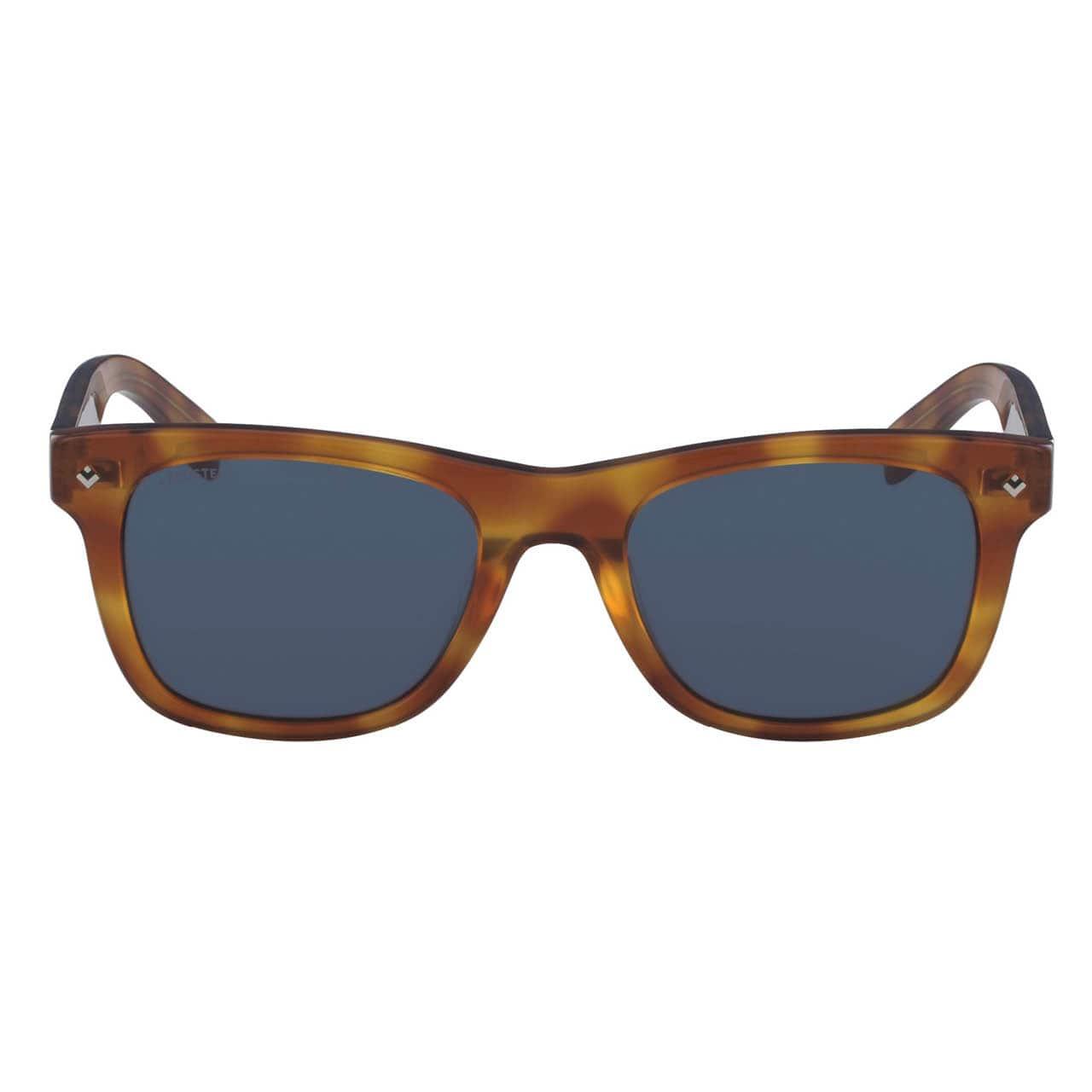 Unisex Plastic Rectangular 85° Anniversary L.12.12 Sunglasses