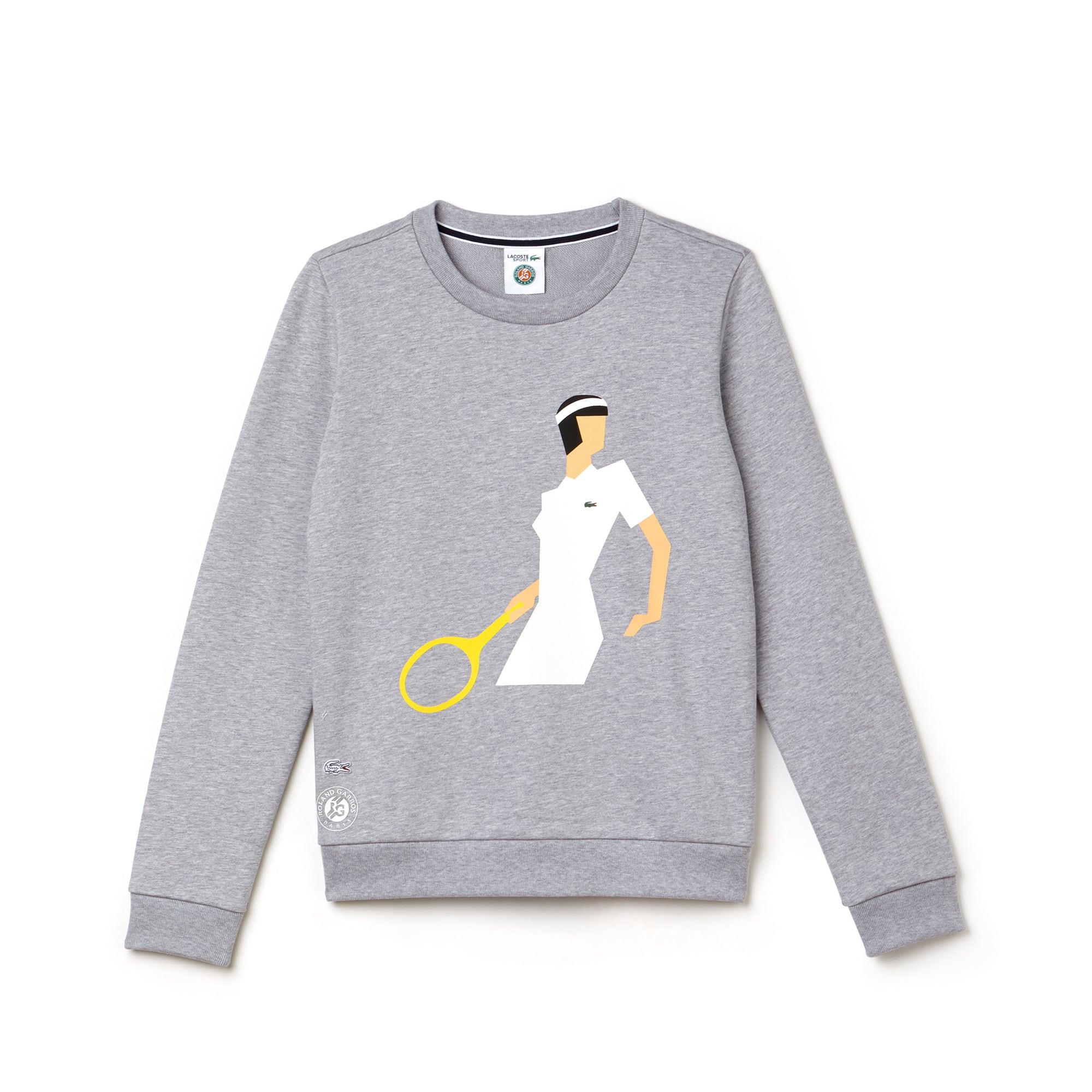 Women's SPORT French Open Print Sweatshirt