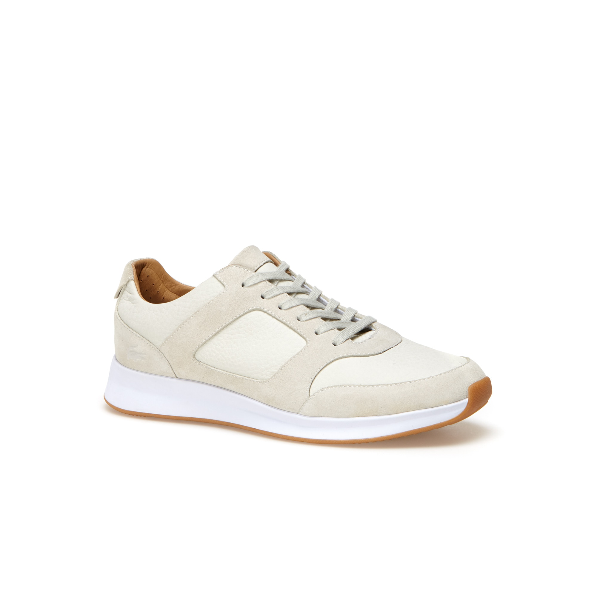 Men's Joggeur Leather and Suedette Sneakers