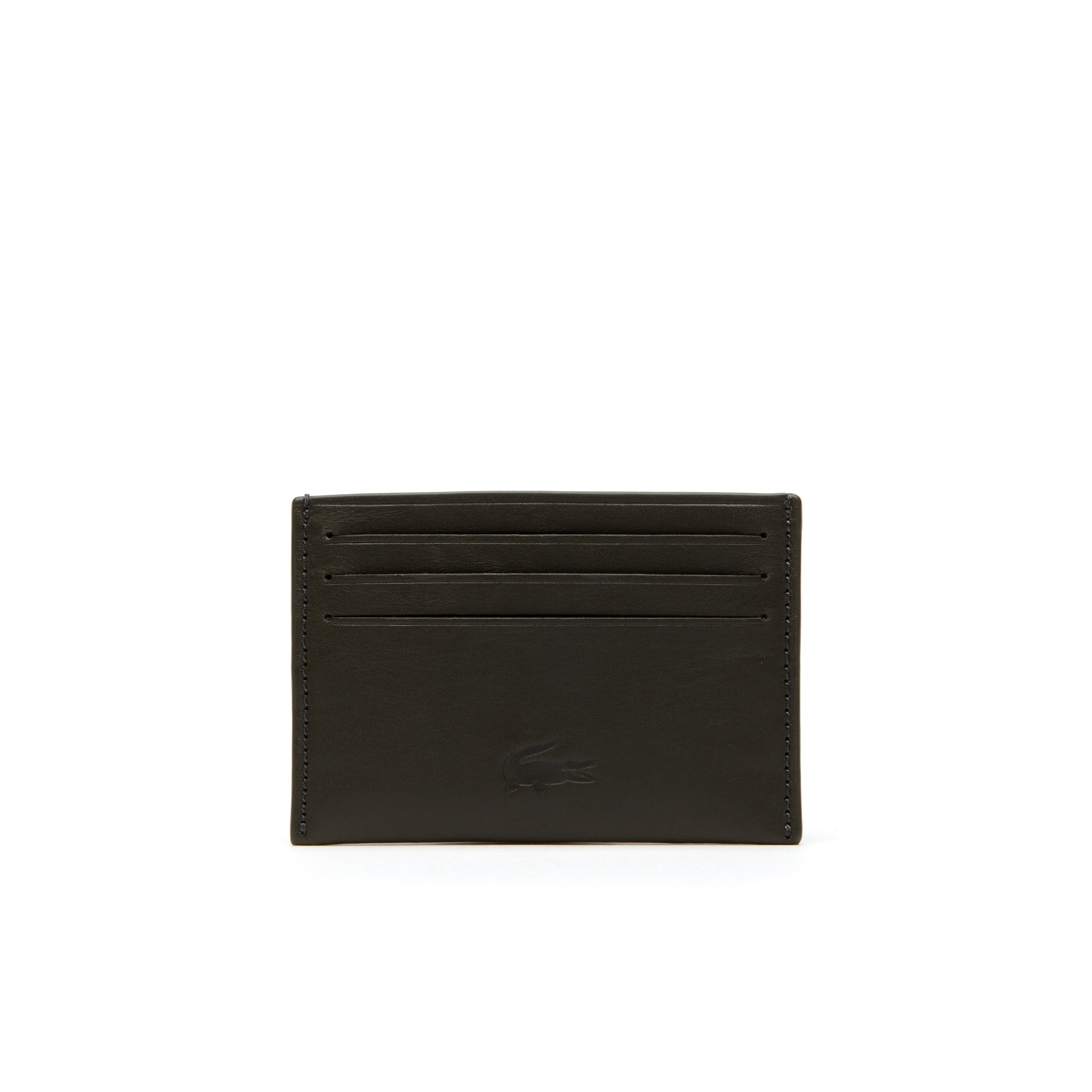 Men's Full Ace Leather Six Card Holder
