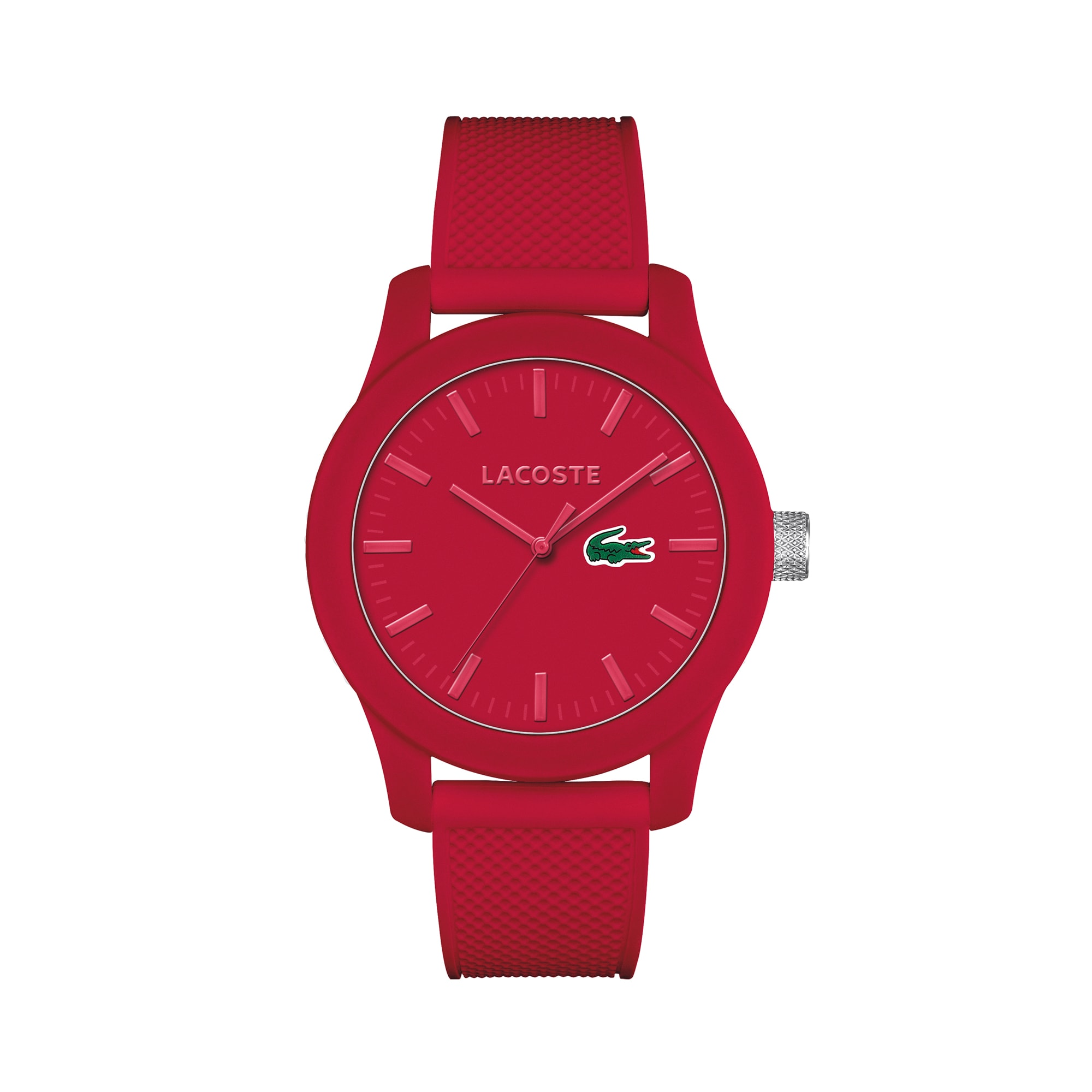 Unisex Lacoste.12.12 Red Watch