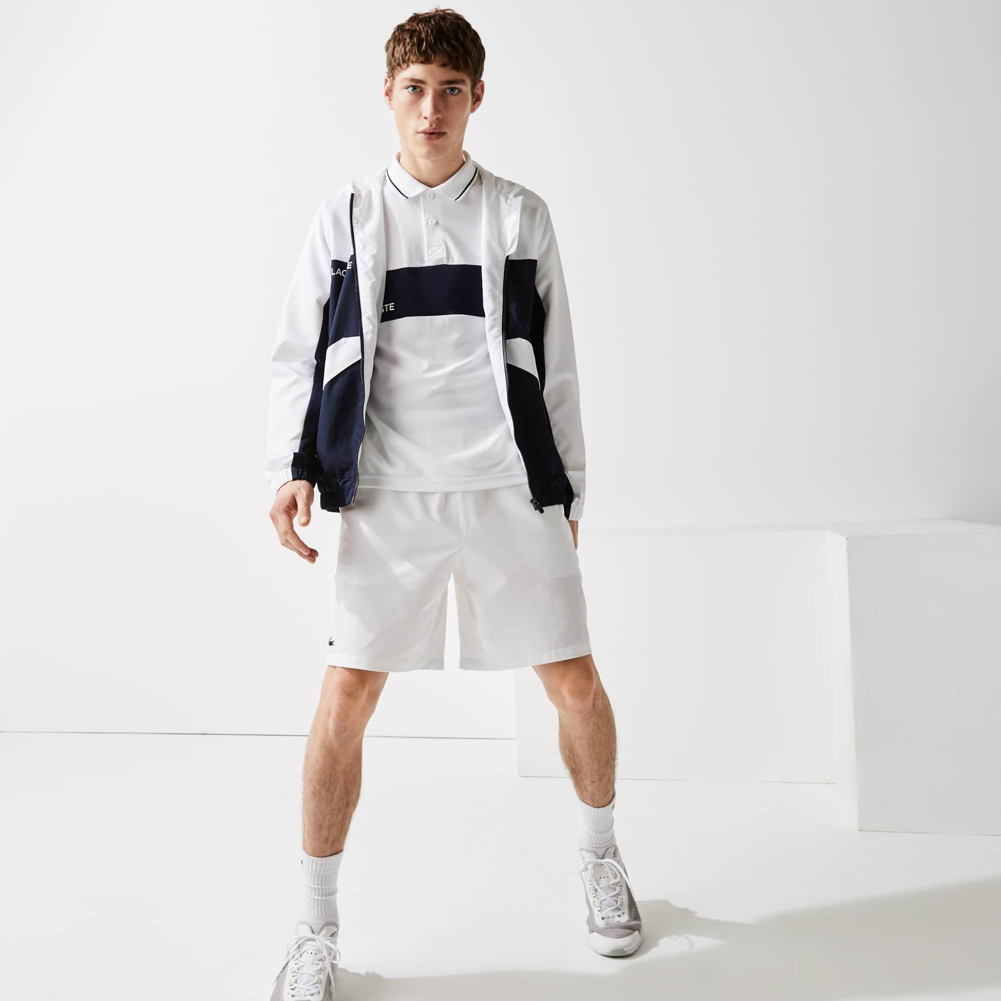 라코스테 Lacoste Mens SPORT Tennis Stretch Shorts