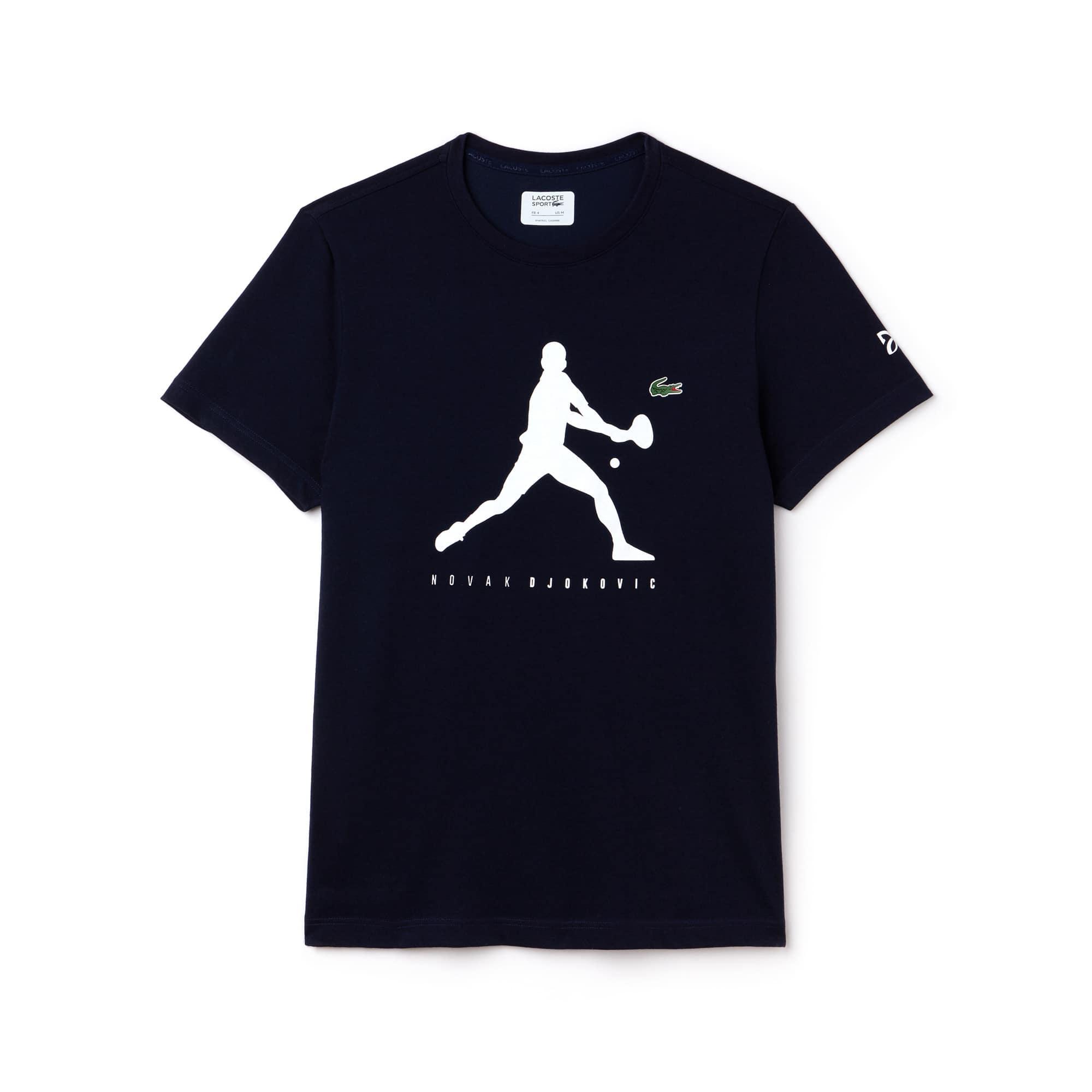 Men's SPORT Tennis Tech Jersey T-shirt - Novak Djokovic Supporter Collection