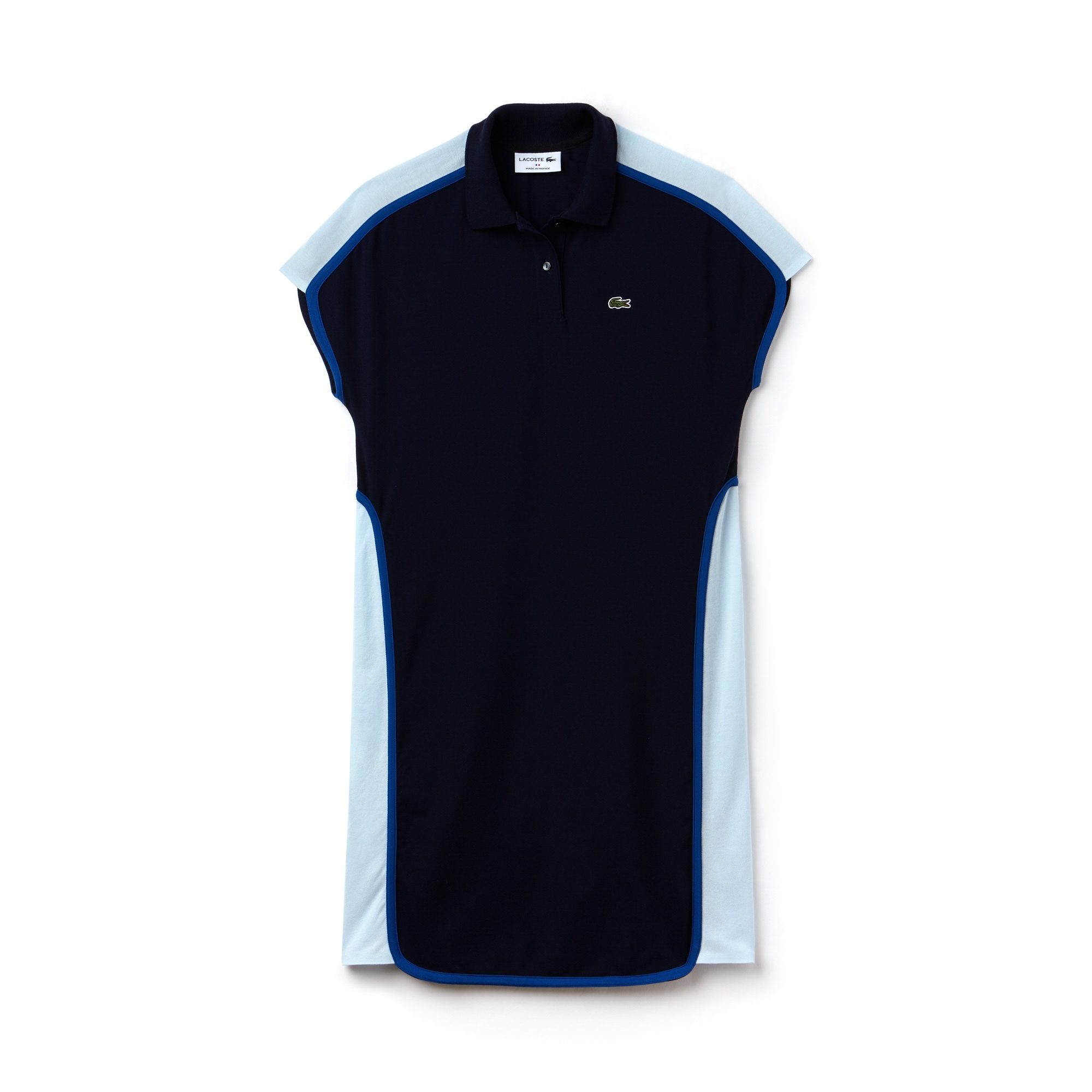 Women's Made in France Piqué Polo Dress