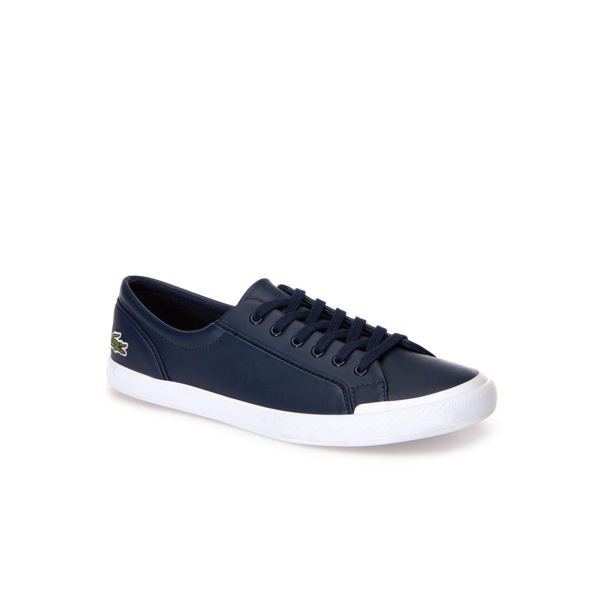 Women's Lancelle BL Leather Trainers