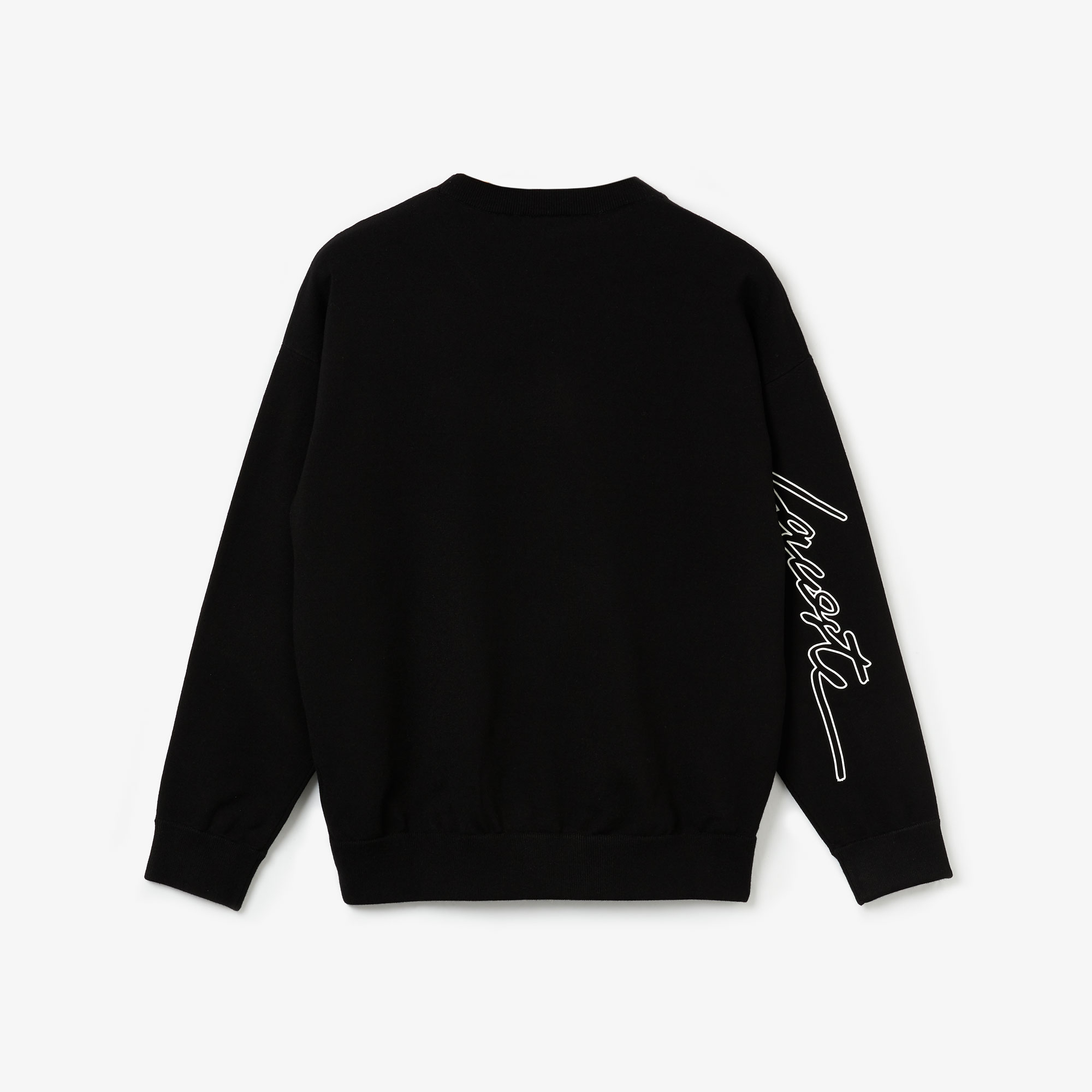 Women's LIVE 3D Signature Cotton Crewneck Sweater