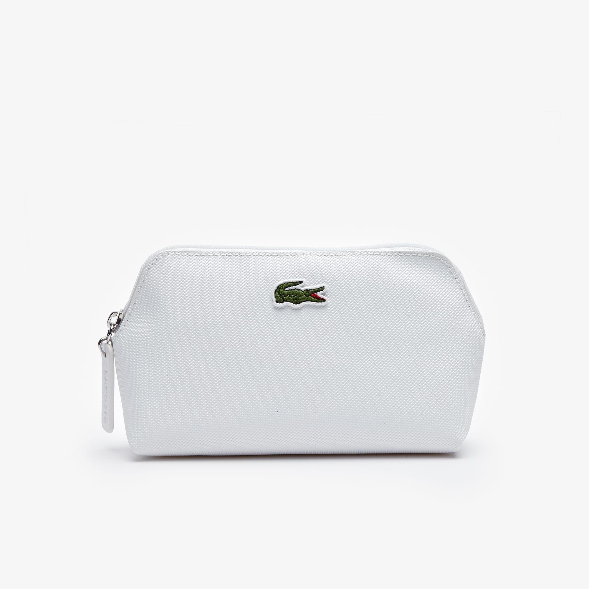 Women's L.12.12 Concept Petit Piqué Makeup Bag by Lacoste