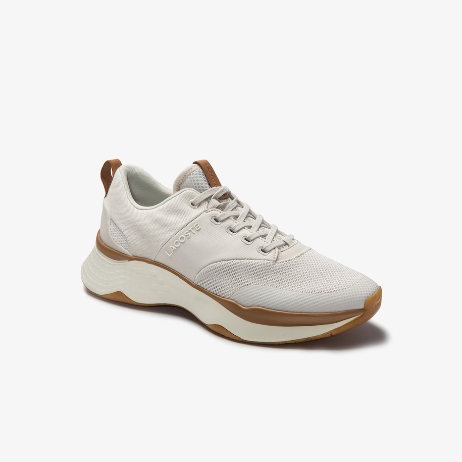 Women's Court-Drive Plus Canvas and Synthetic Trainers