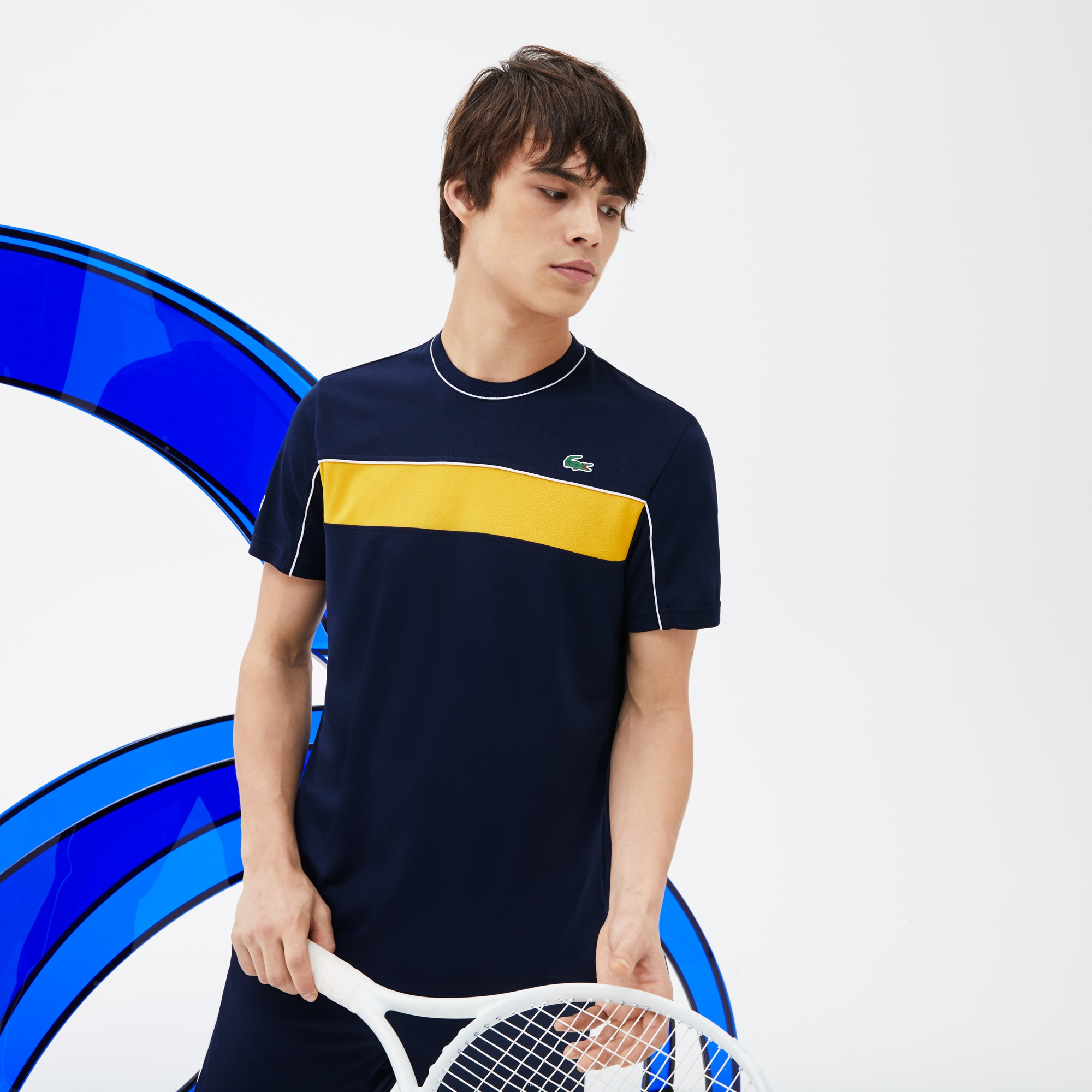 Men's SPORT Tech Piqué T-Shirt - Novak Djokovic Collection