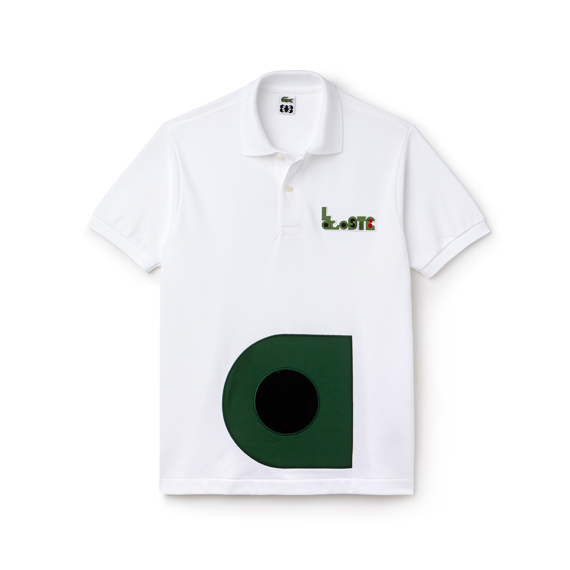 Men's  M/M Collab L.12.12 Thick Cotton Piqué Polo