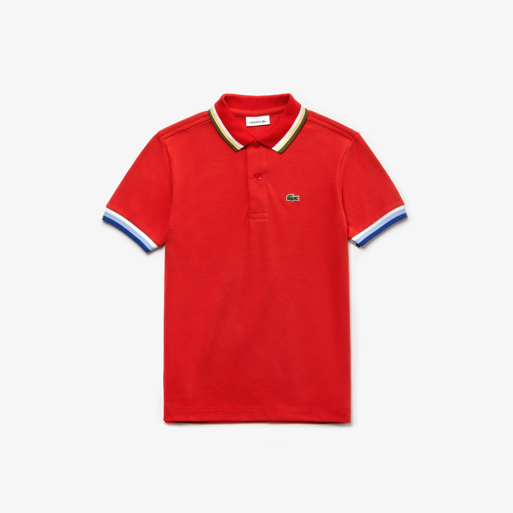 ecb6f9681f Boy's Polo Shirts | The Lacoste Polo For Kids | LACOSTE