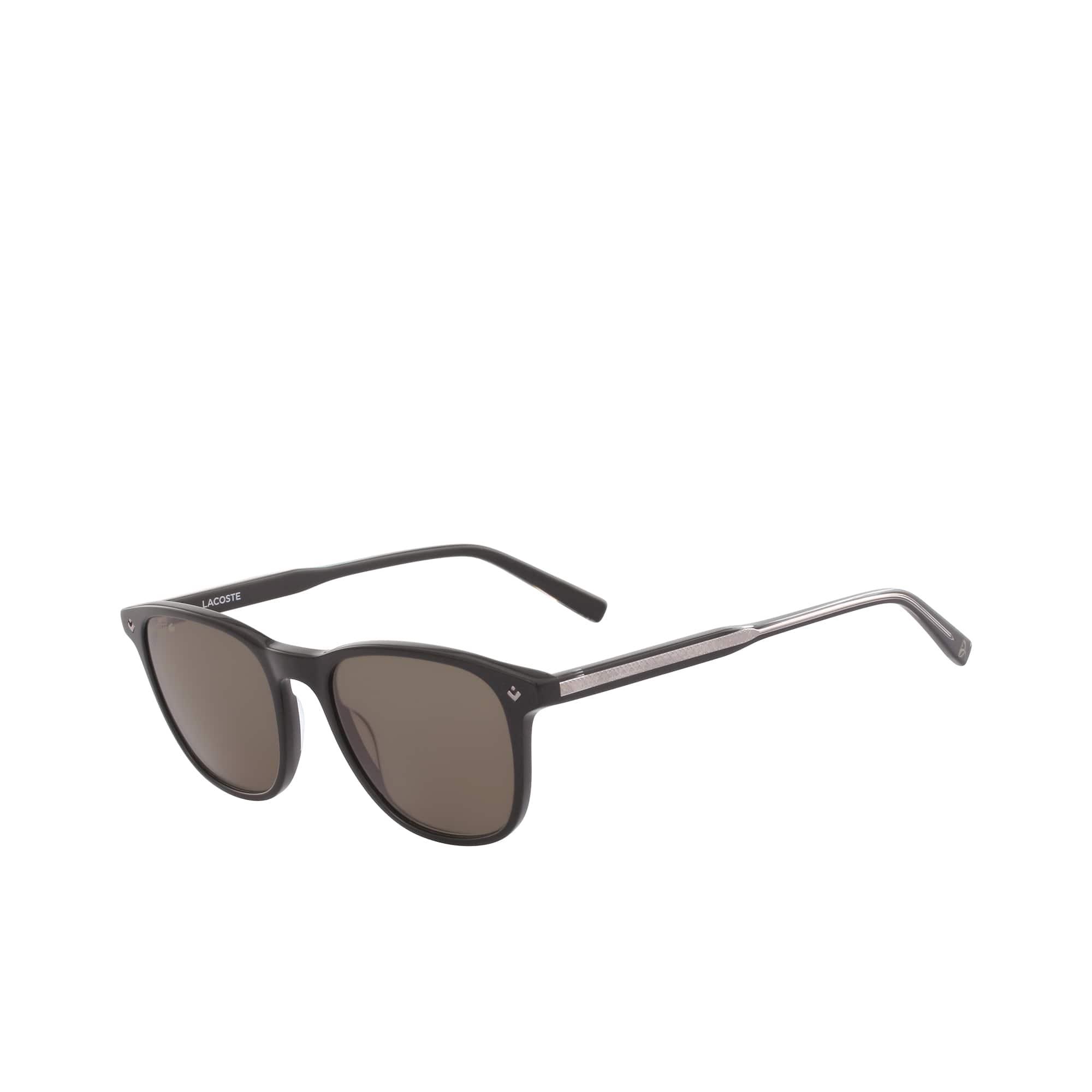 라코스테 선글라스 Lacoste Plastic Petit Pique Sunglasses,MATT BLACK • 001