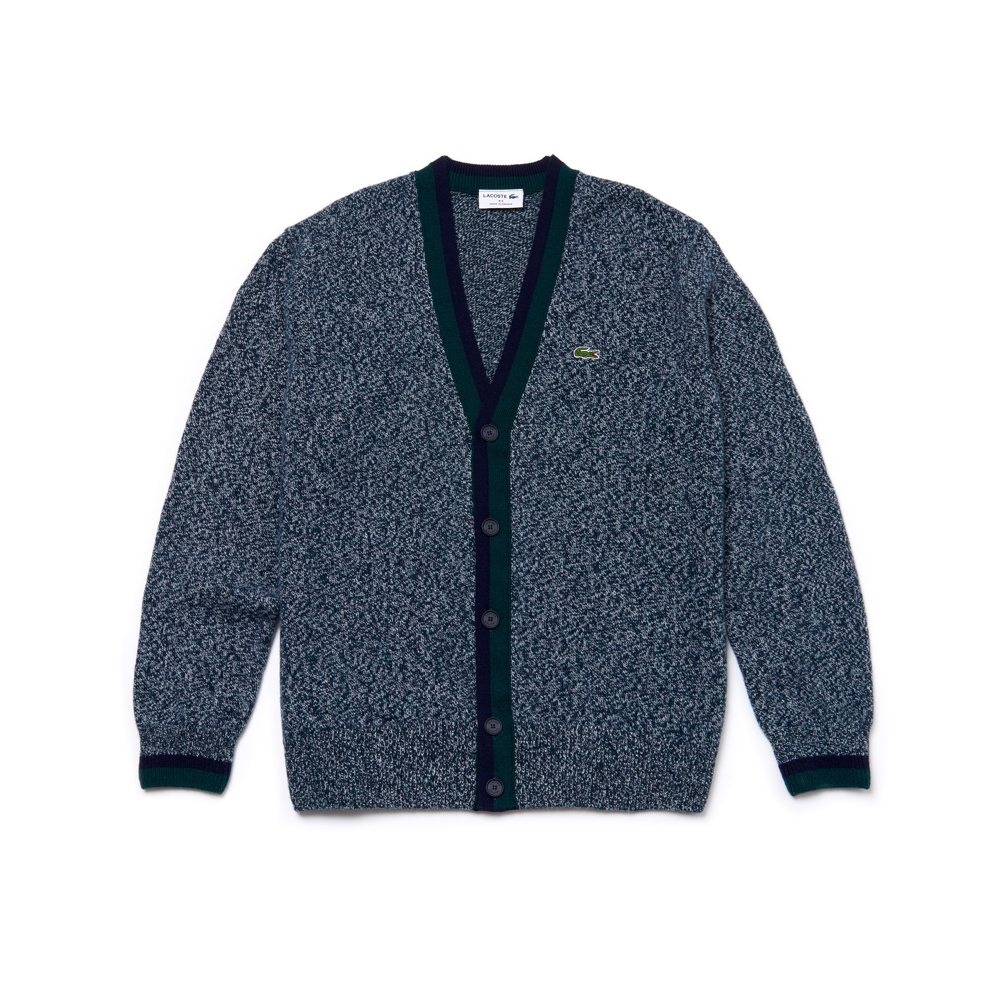 Men's Wool Cardigan