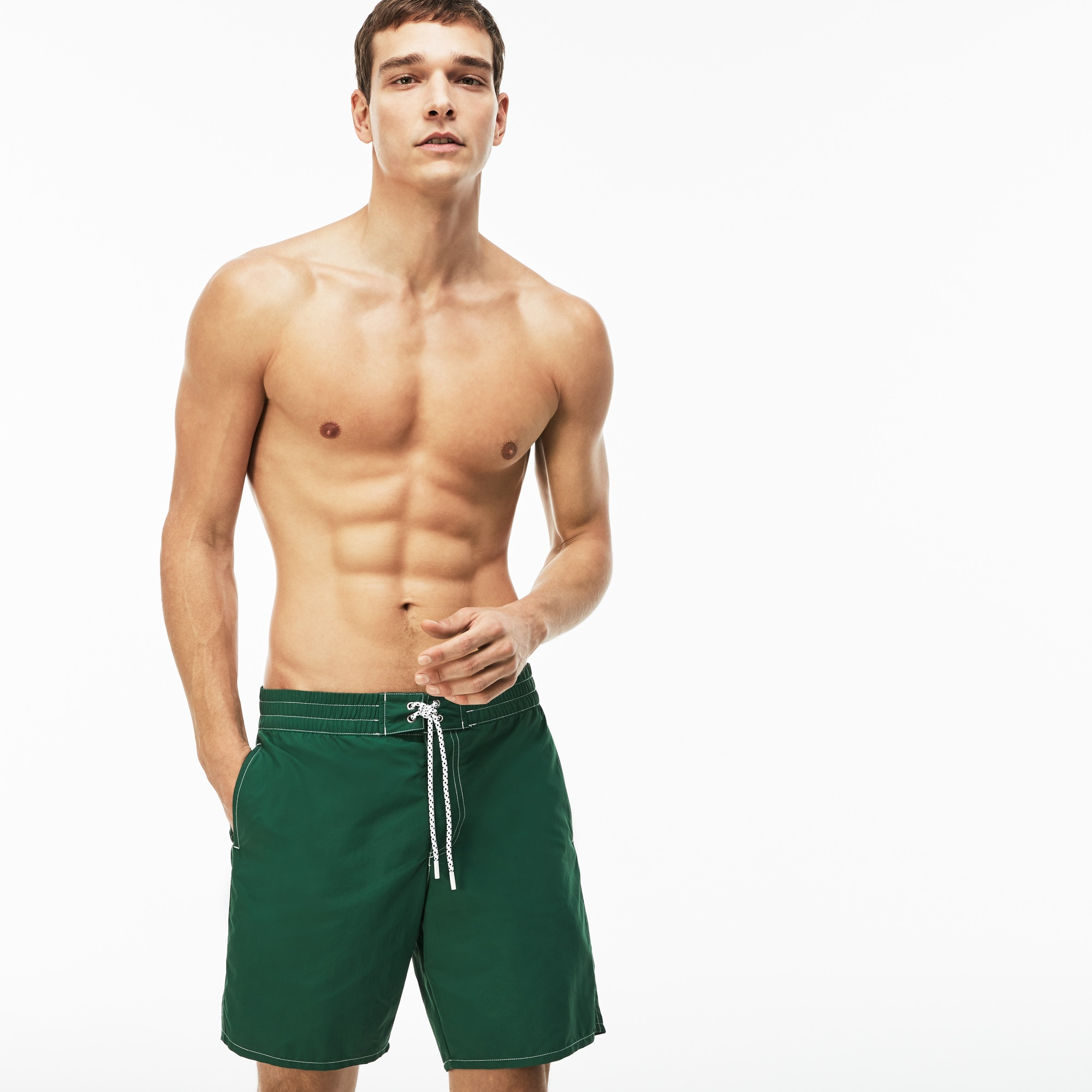 Men's Crocodile Swimming Trunks