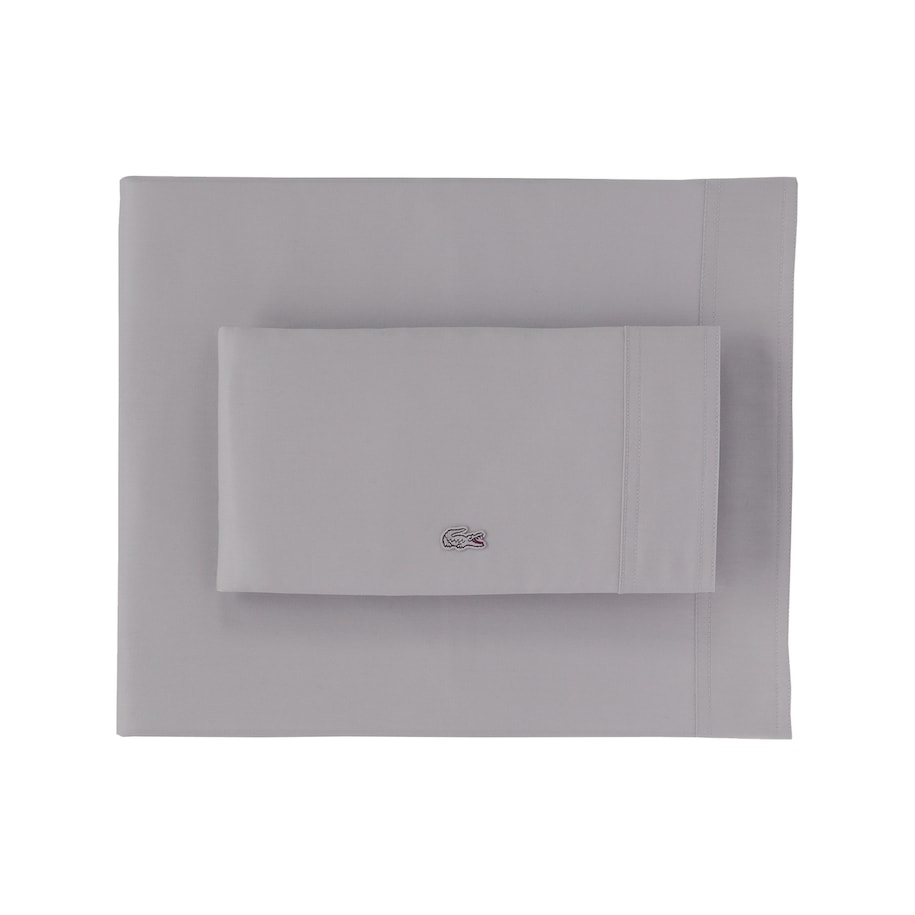 Percale Sleet Standard Pillowcase