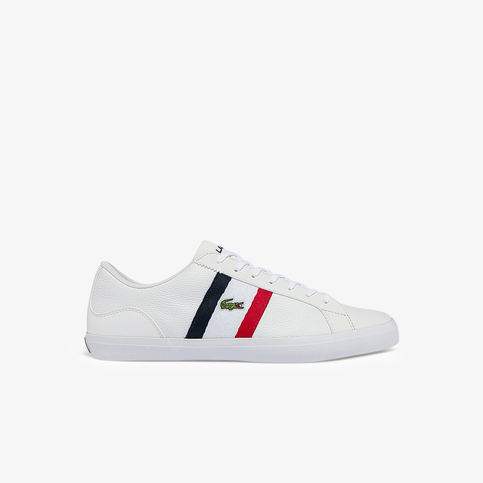 77a94a08431334 Men s Lerond Tumbled Leather Sneakers