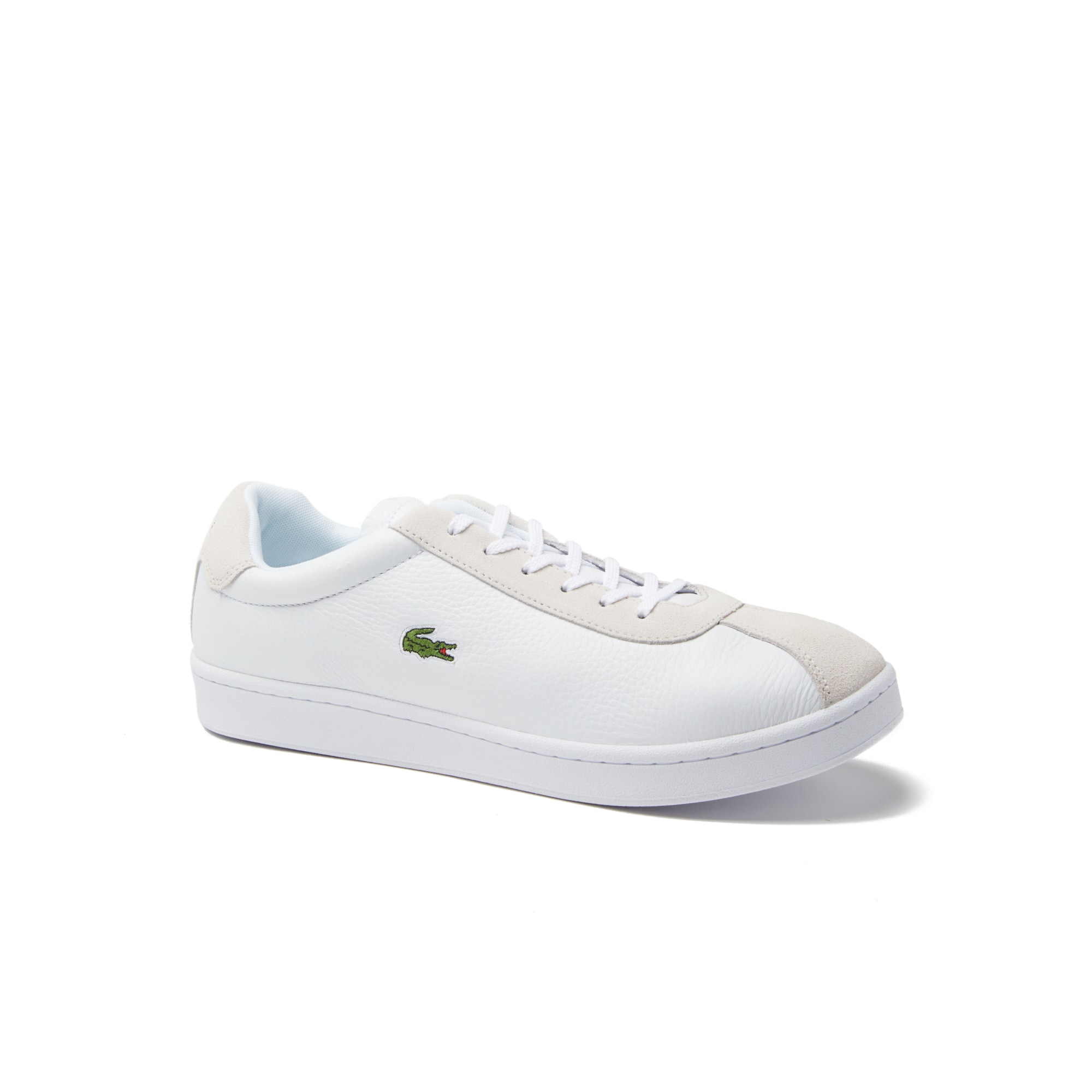 Men's Masters Tumbled Leather Trainers