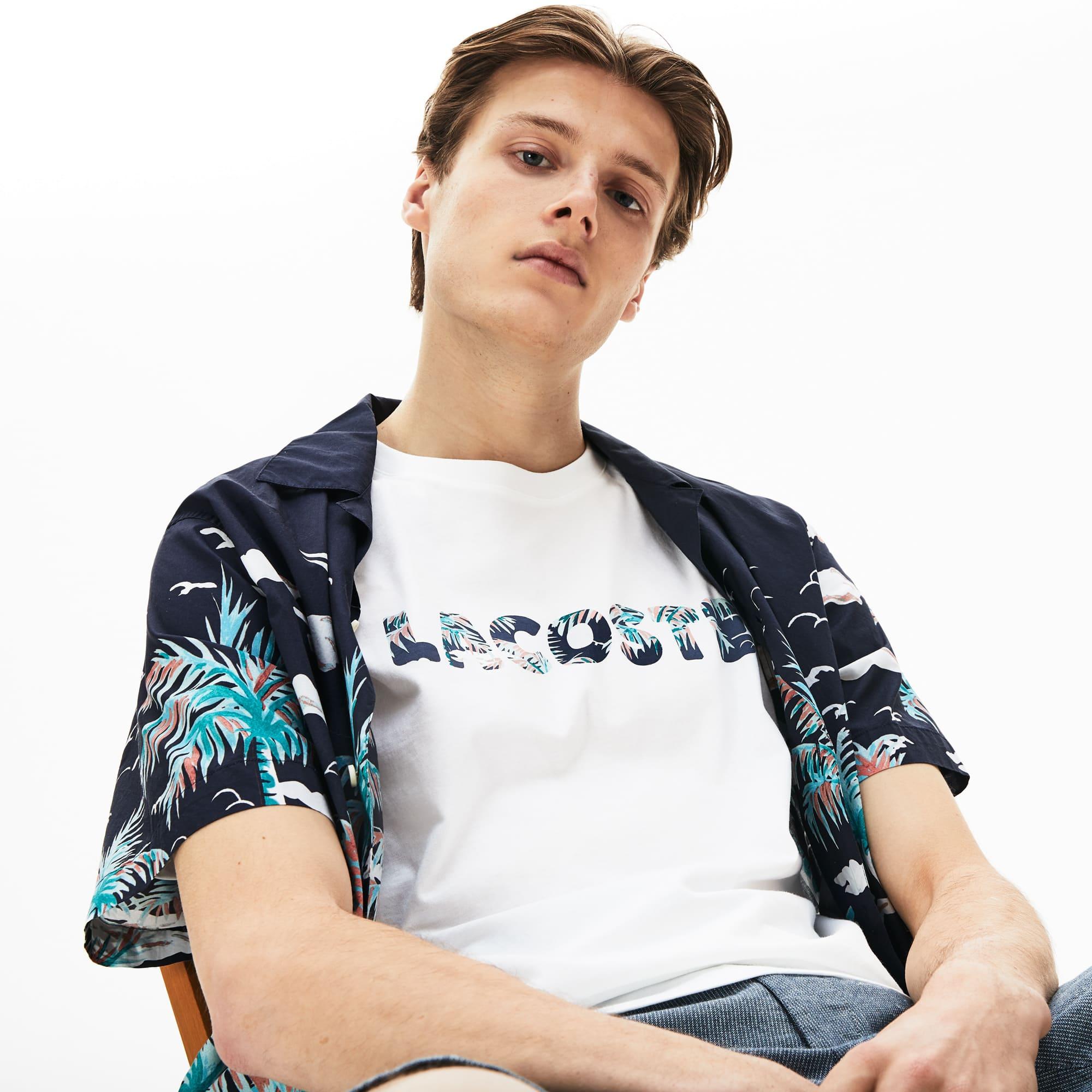 c2e8c248 Men's T Shirts | Lacoste T Shirts | LACOSTE