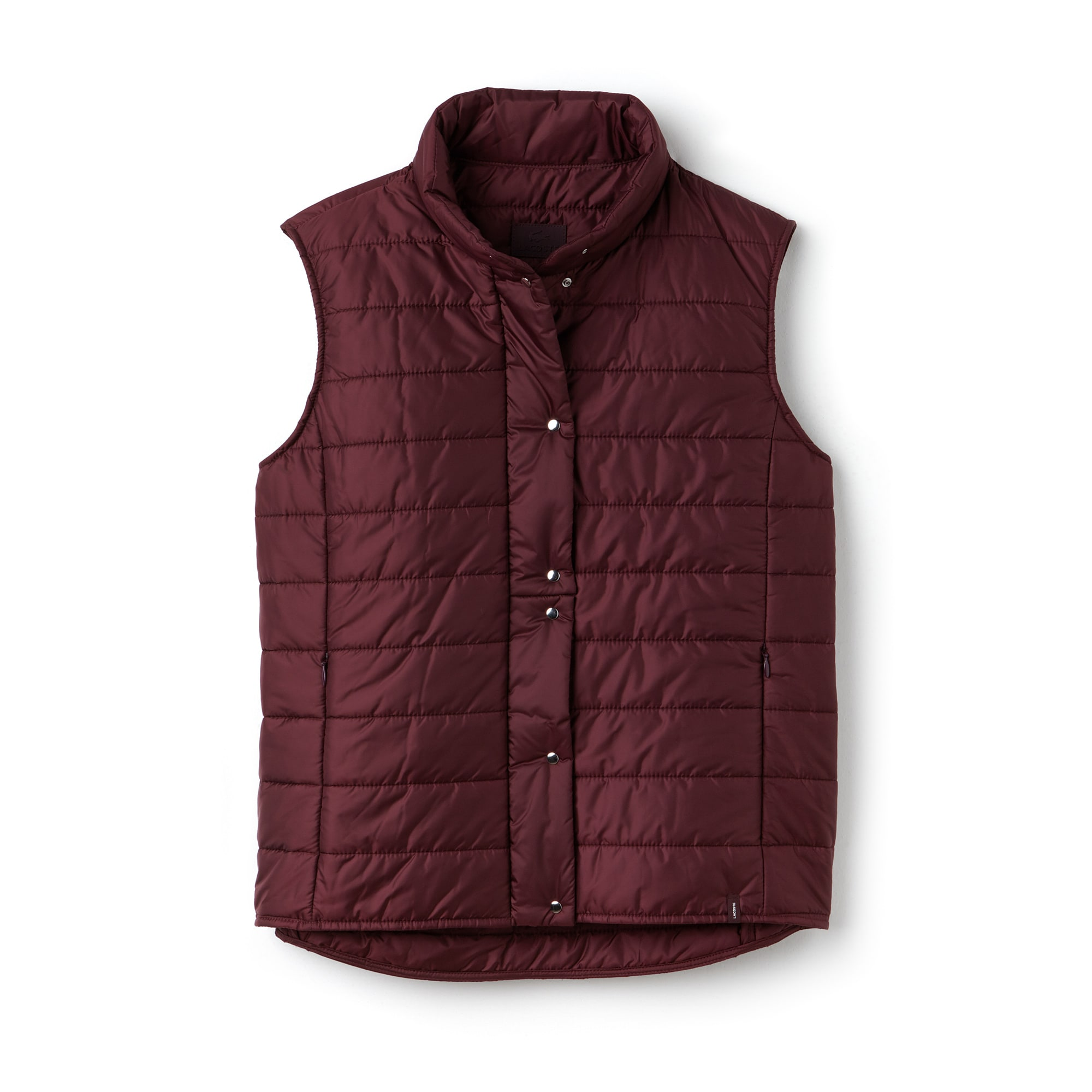 Women's Lightweight Quilted Down Taffeta Vest