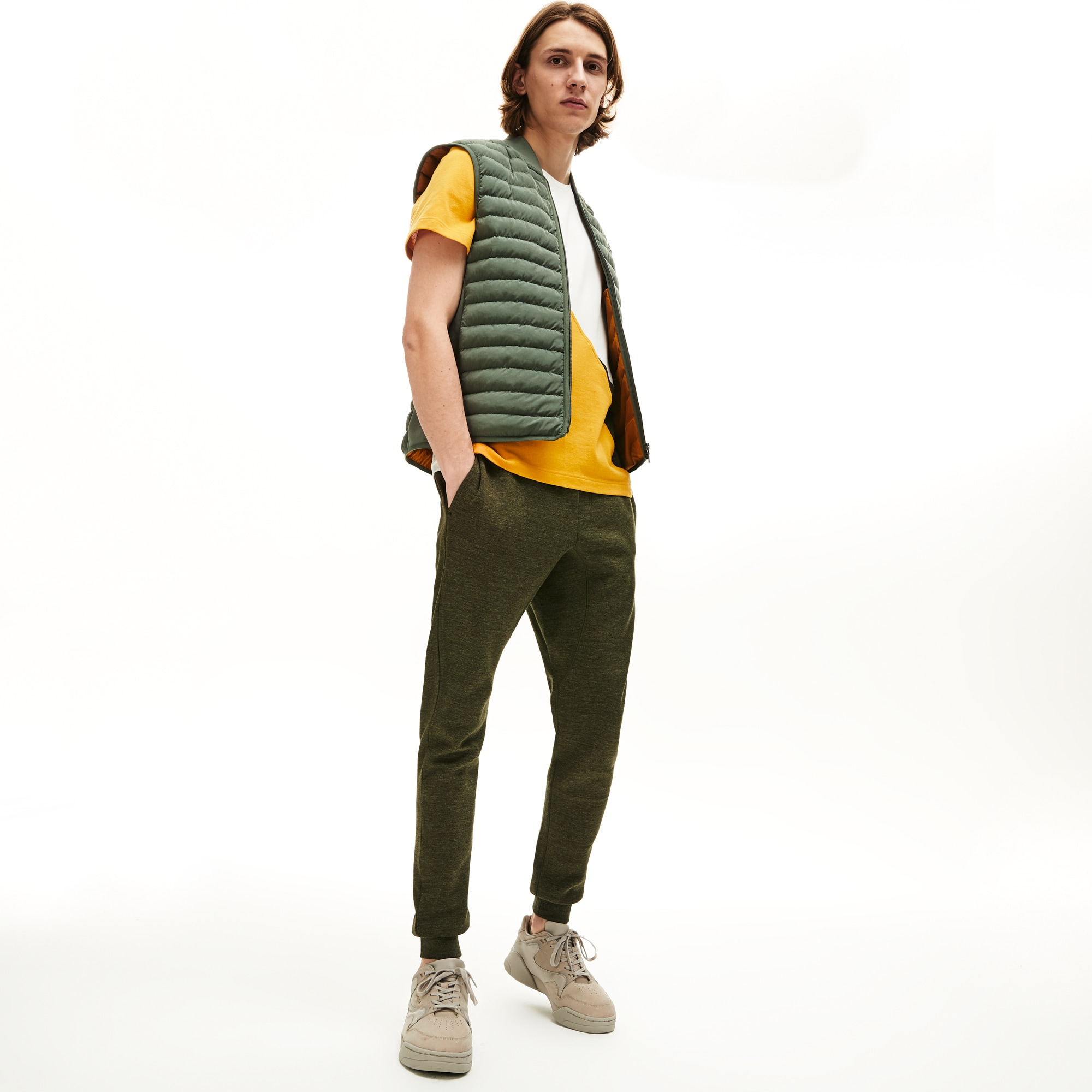 Lacoste Pants Men's Lacoste SPORT Tennis Fleece Trackpants