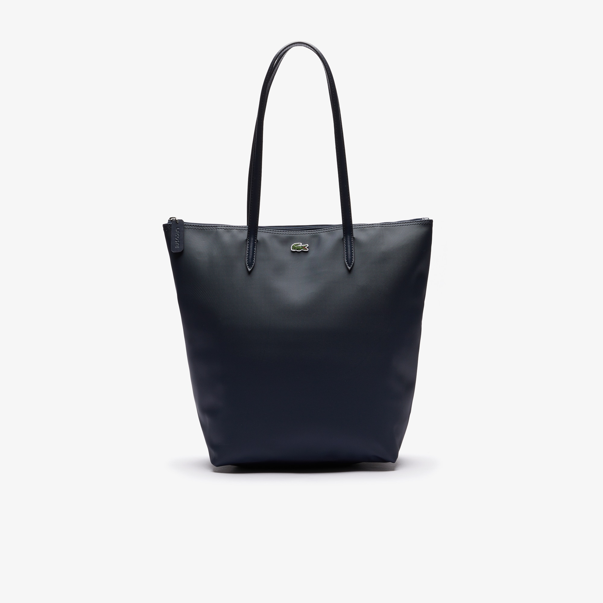 Women'S L.12.12 Concept Vertical Zip Tote Bag in Eclipse from Lacoste