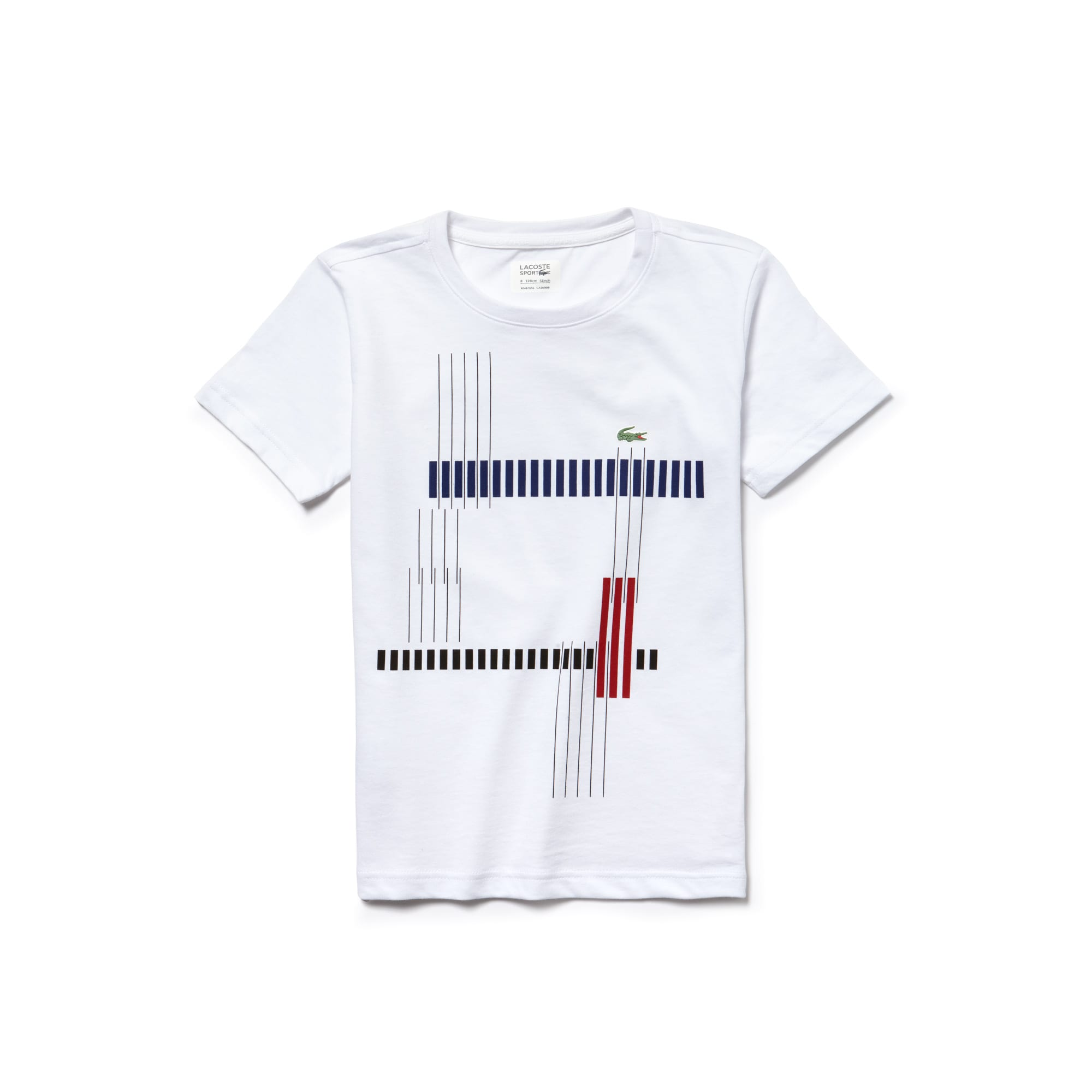 Boys'  SPORT Tennis Graphic Print Jersey T-shirt