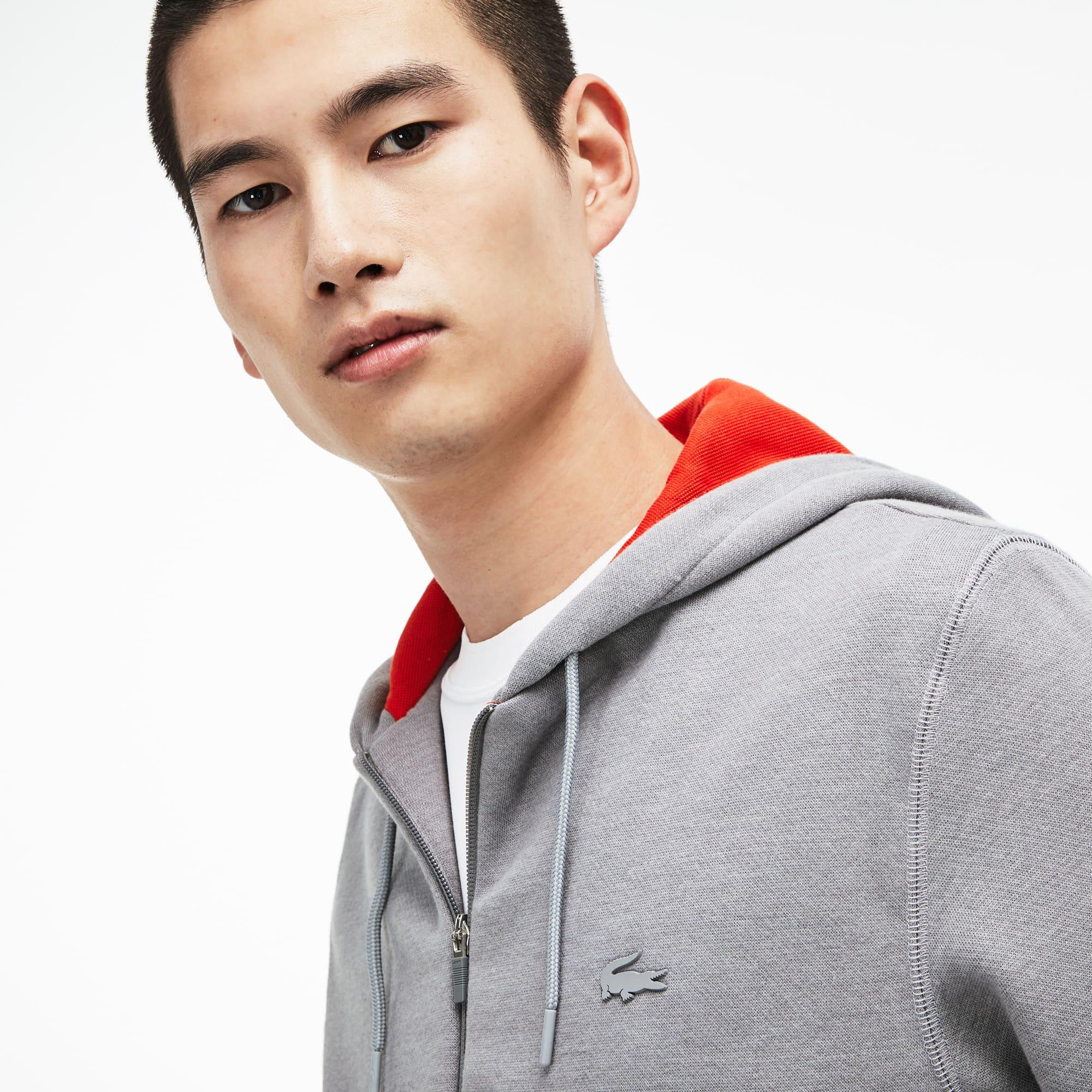 Men's Motion Hooded Fleece Sweatshirt