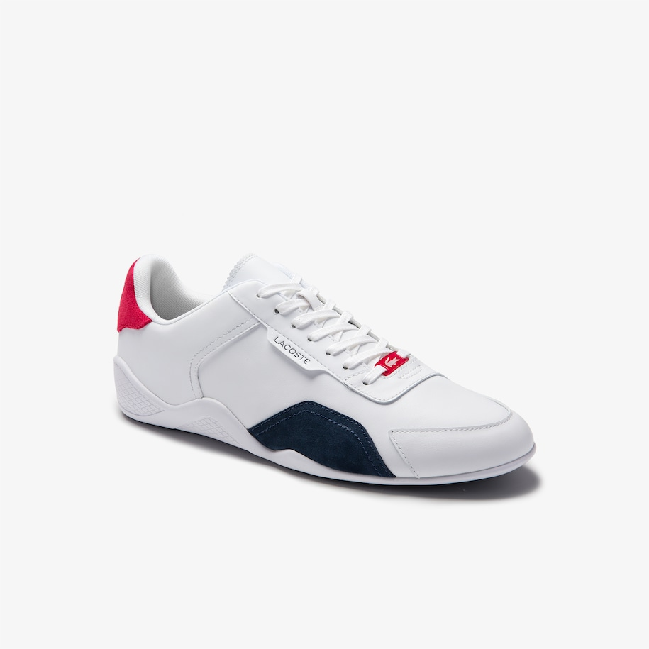Men's Hapona Leather and Synthetic Sneakers