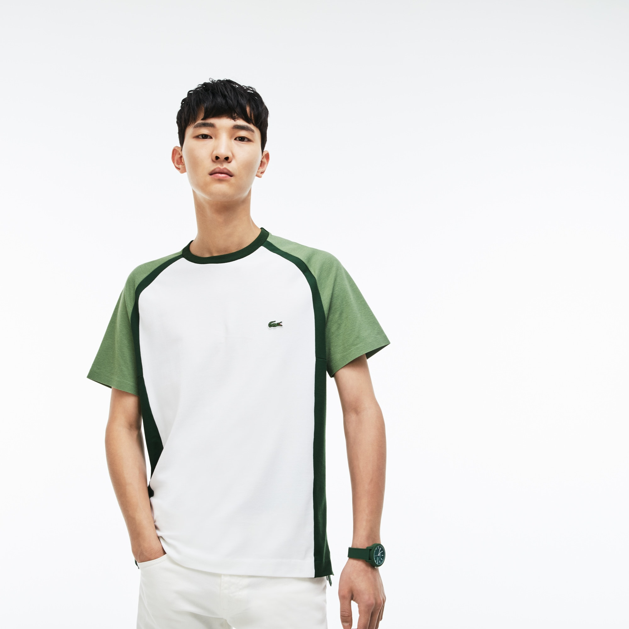 Men's Made in France Piqué T-Shirt