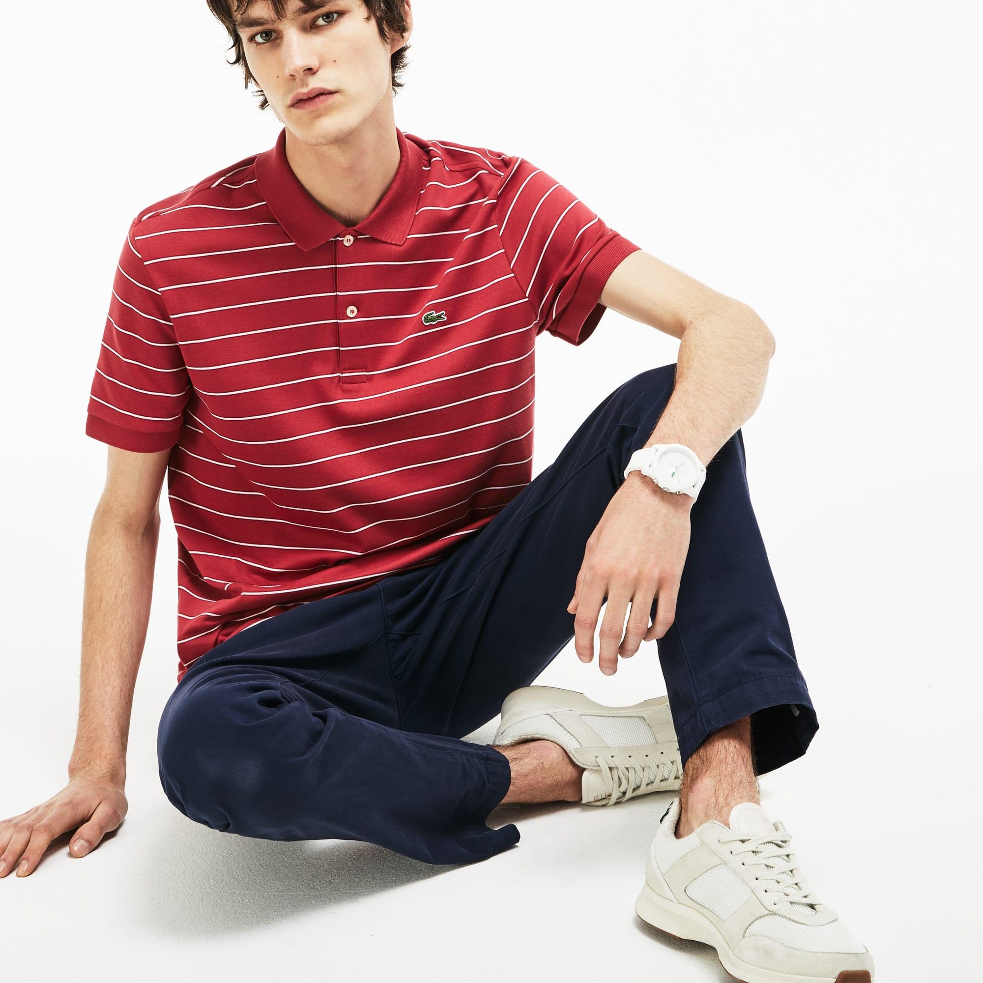Men's Regular Fit Pima Cotton Polo