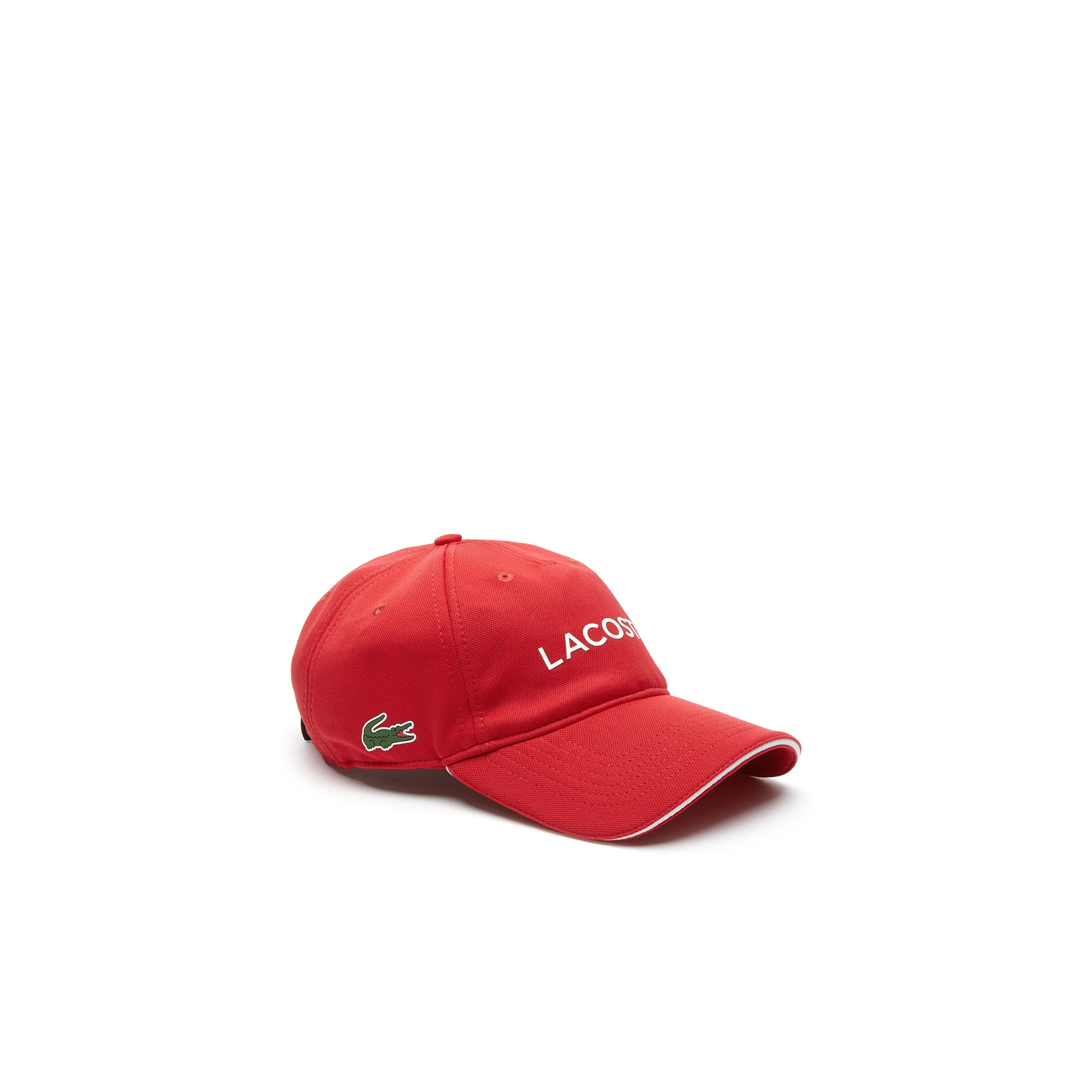 Men's Lacoste SPORT Golf Wording Tech Piqué Cap