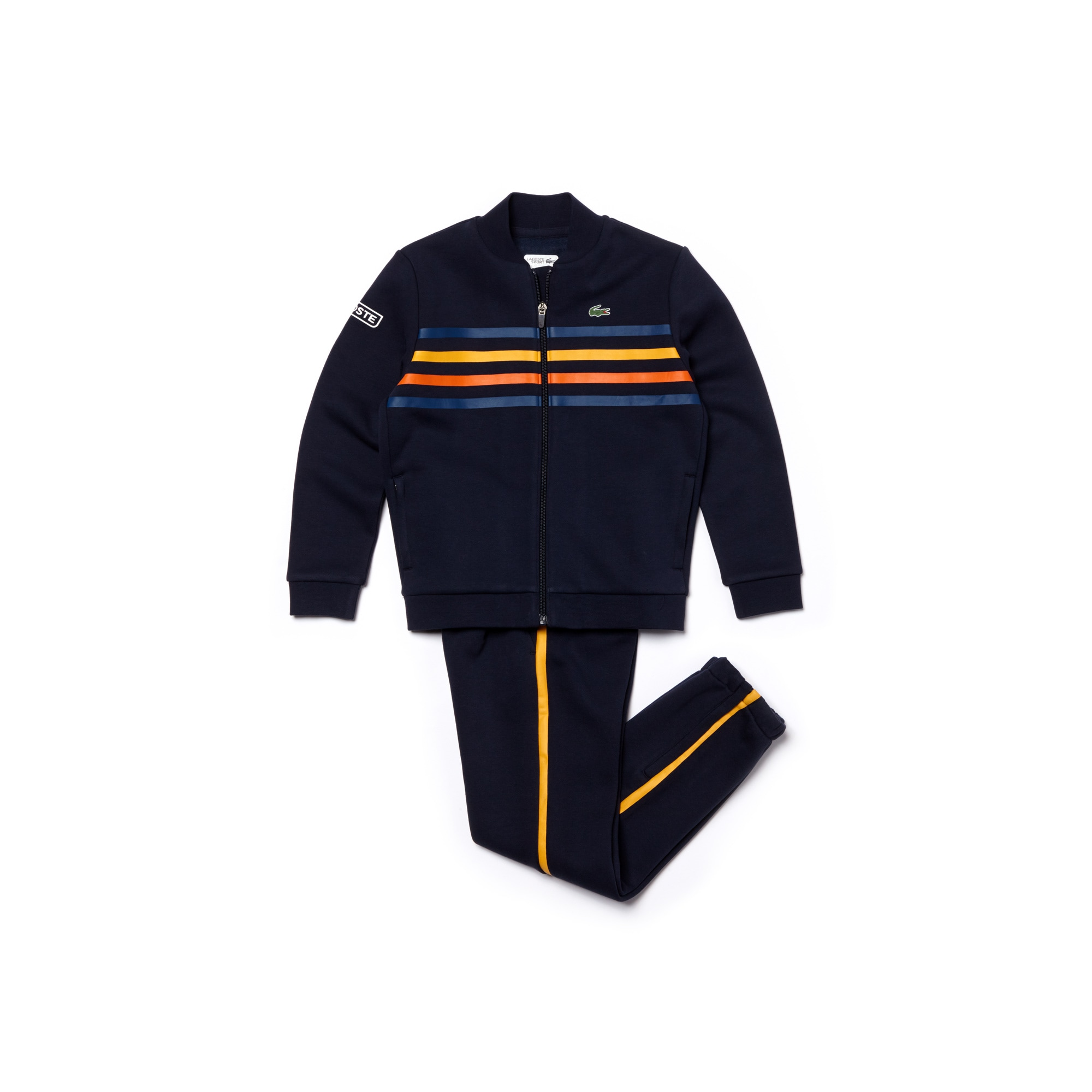 Boys' SPORT Fleece Tennis Tracksuit