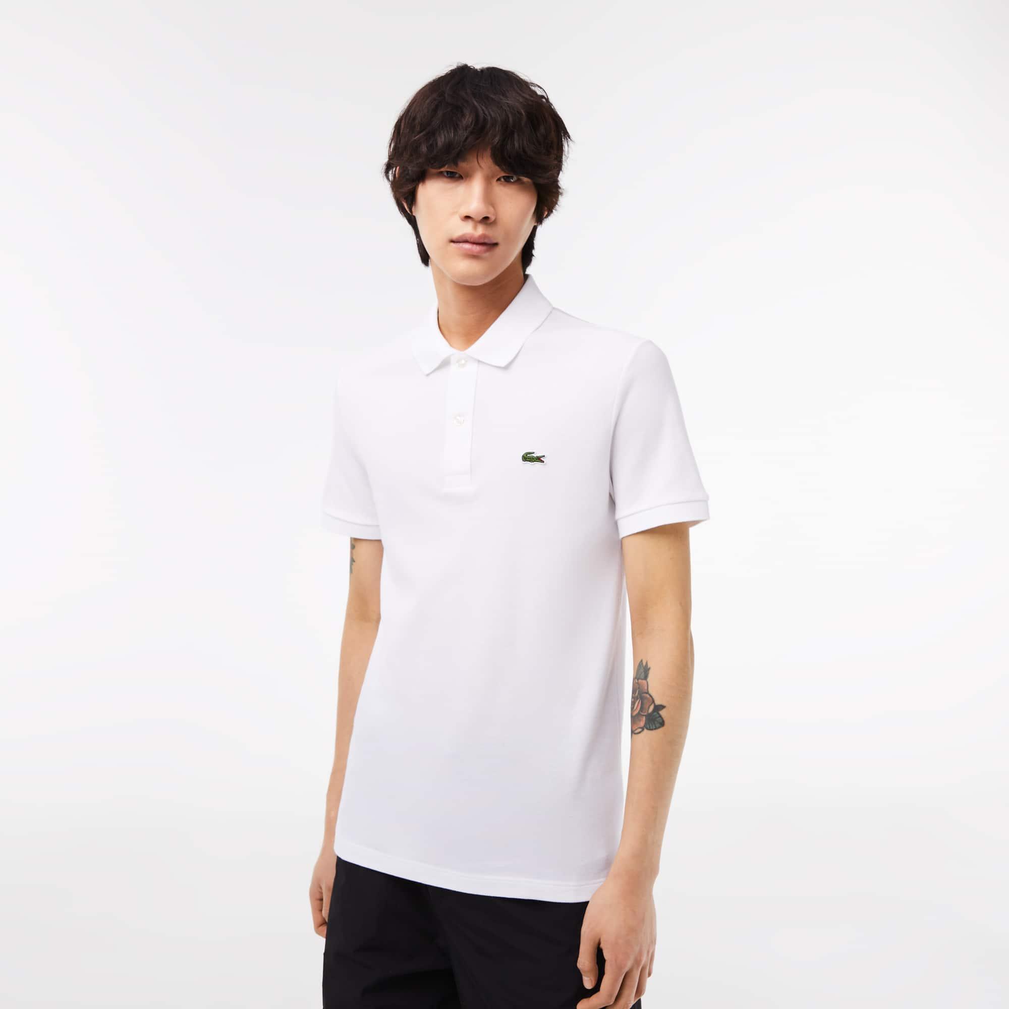 af530f5d6c1e Men s Petit Piqué Slim Fit Polo Shirt
