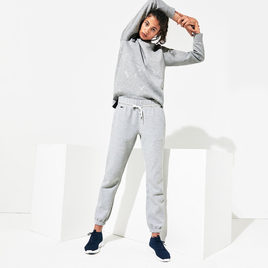 Women's SPORT Signature Waistband Fleece Sweatpants