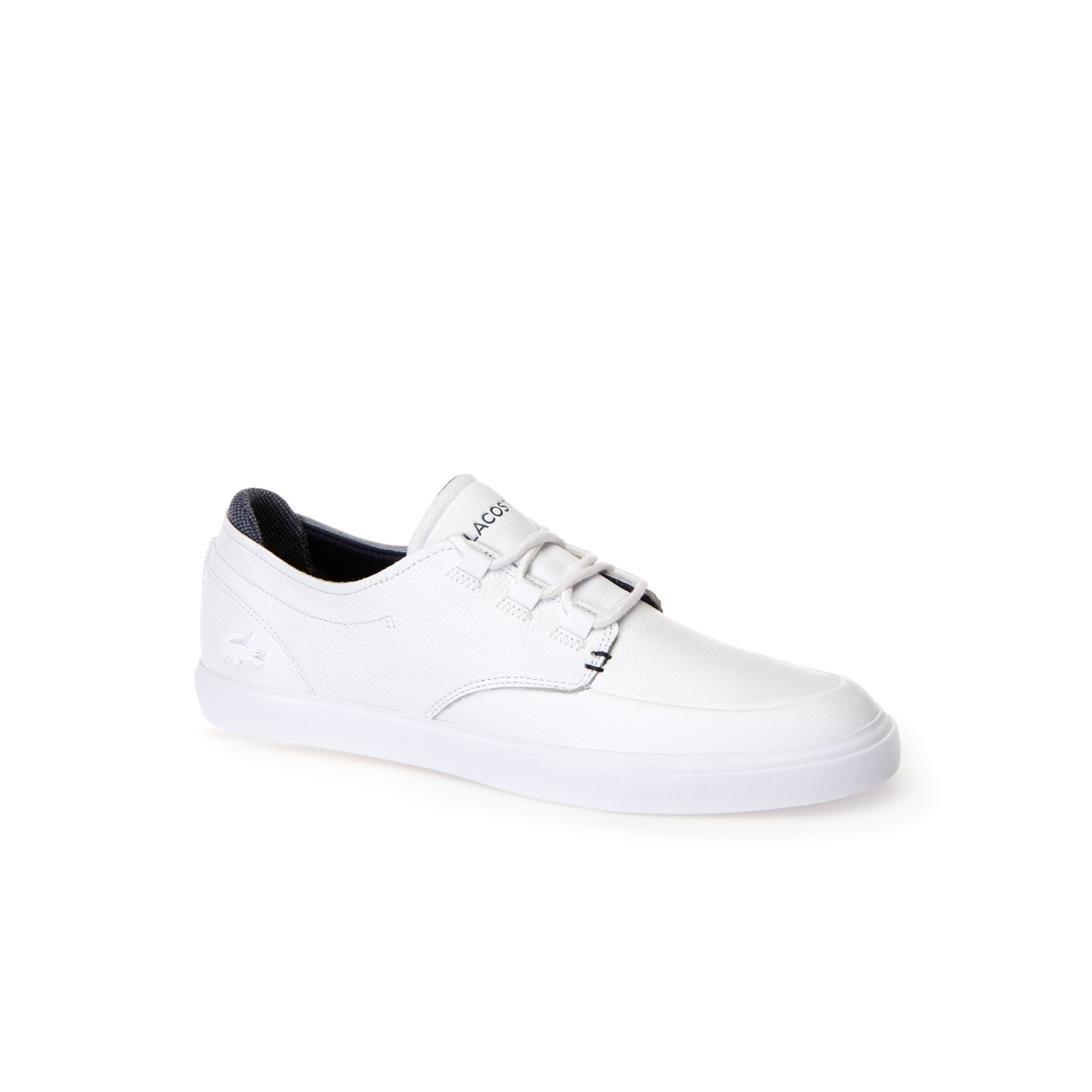 Men's Esparre Leather Deck Shoes