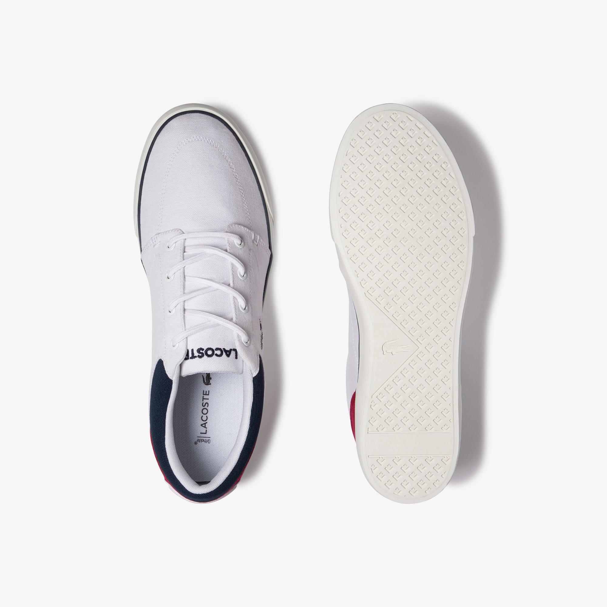 Men's Bayliss Canvas Sneakers | LACOSTE