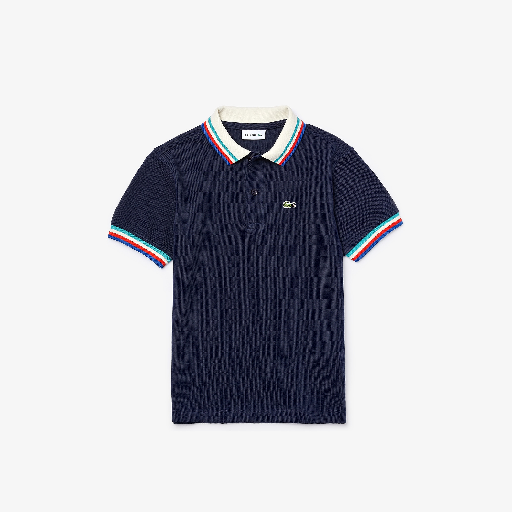 Boy's Heritage Cotton Polo