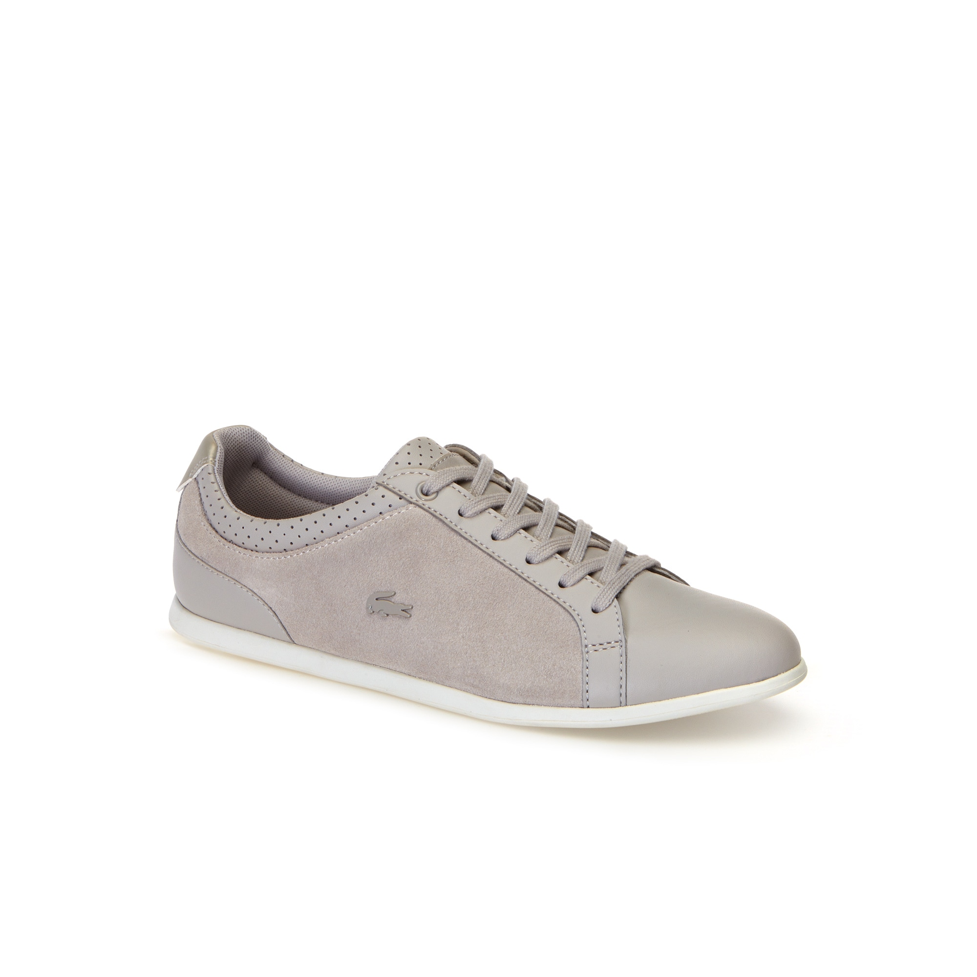 Women's Rey Leather and Suede Trainers