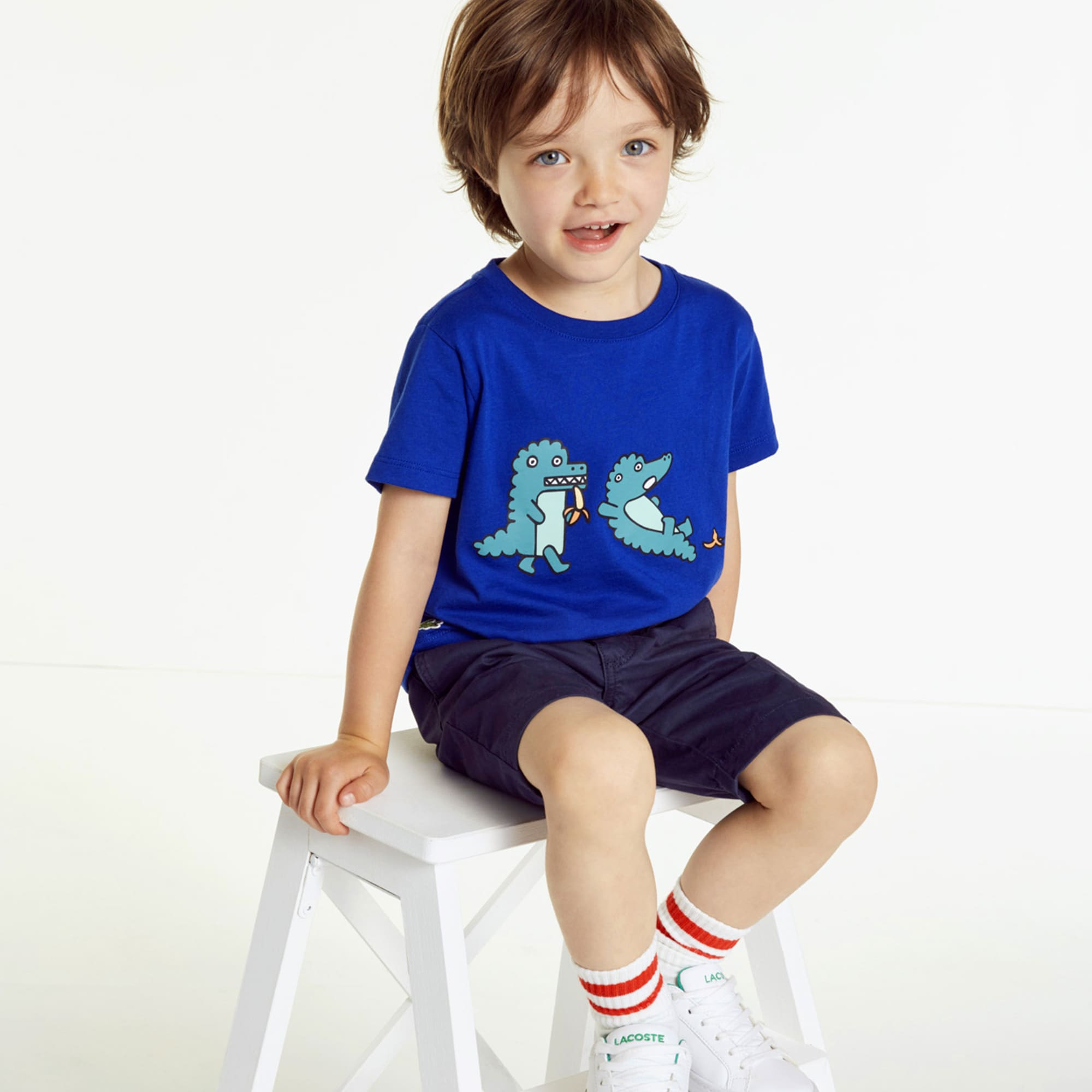 78a5036d47 Boy's Shirts |T-Shirts, Sweaters, Wovens | LACOSTE