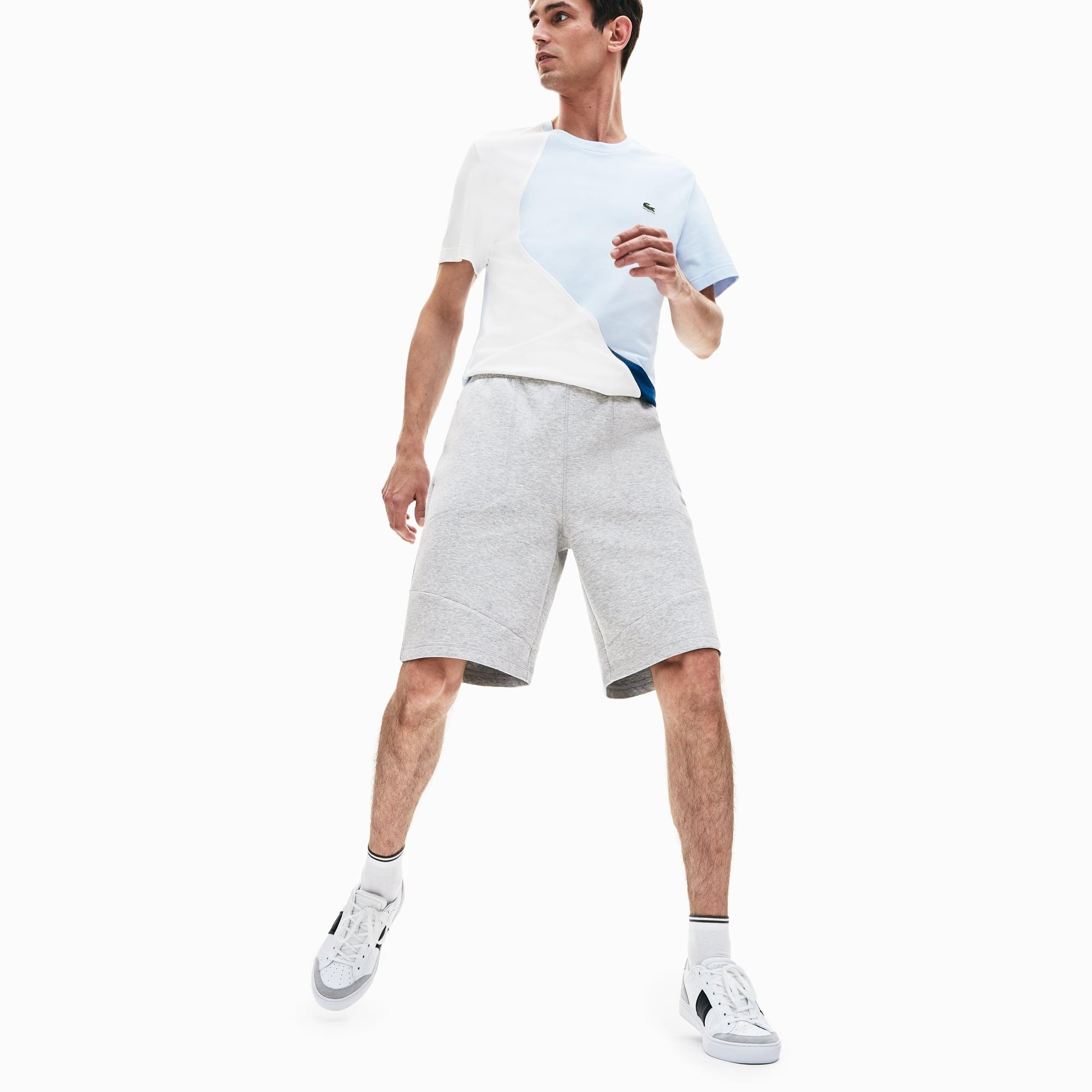 Lacoste Shorts Men's Motion Ergonomic Cotton-Blend Shorts