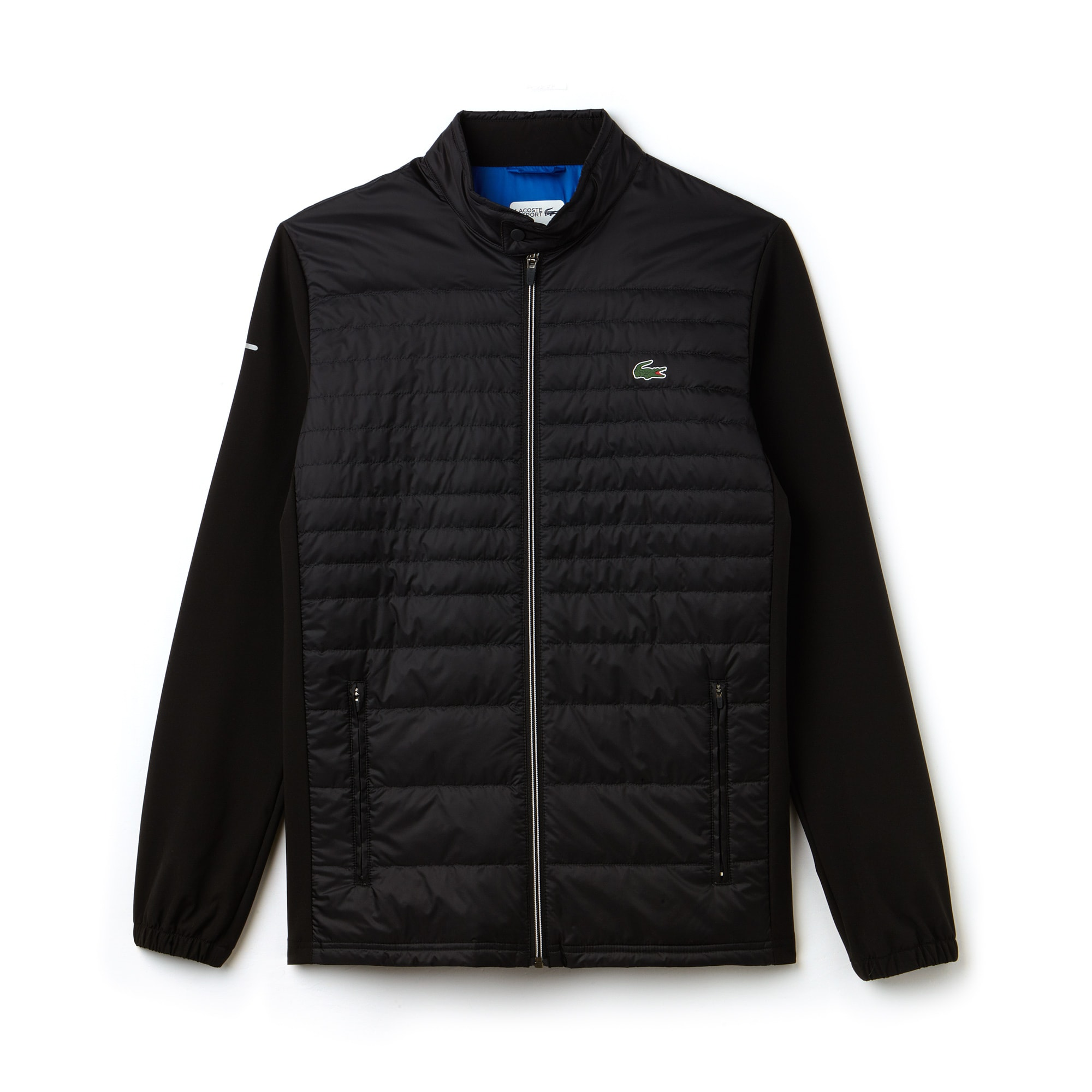 Men's SPORT Water-Resistant Technical Quilted Golf Jacket
