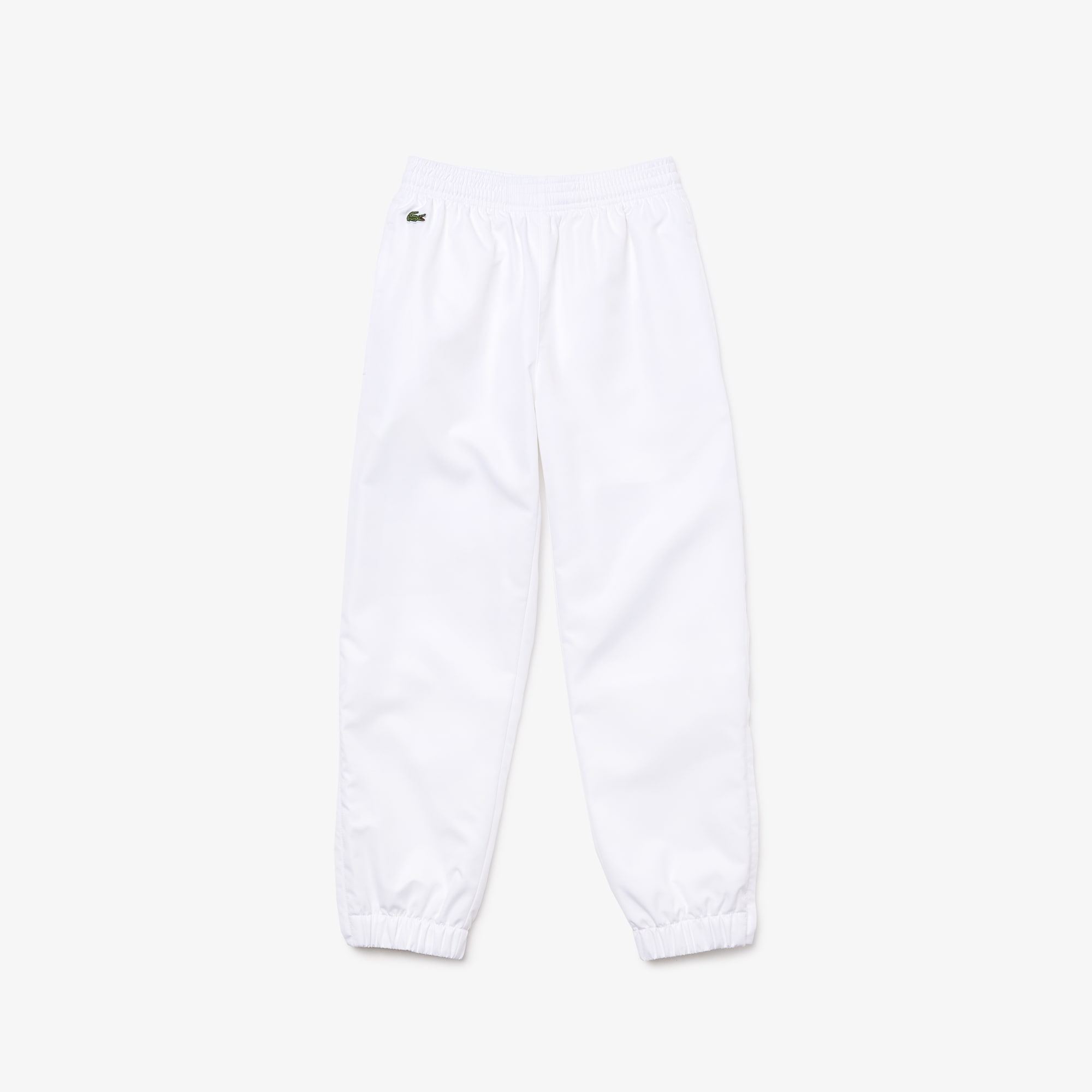 라코스테 Lacoste Boys SPORT Tennis Sweatpants,White • 001