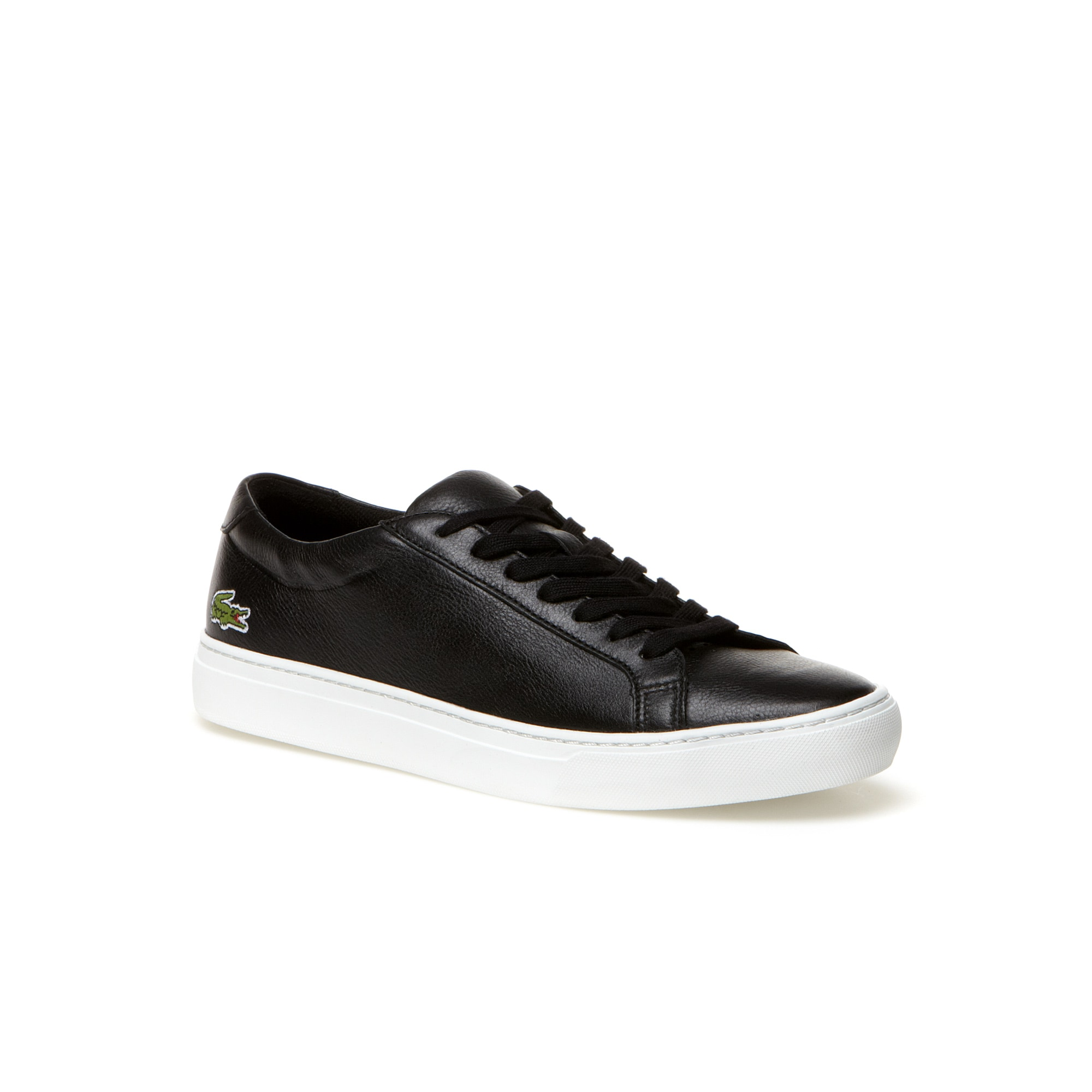 Men's L.12.12 Leather Sneakers