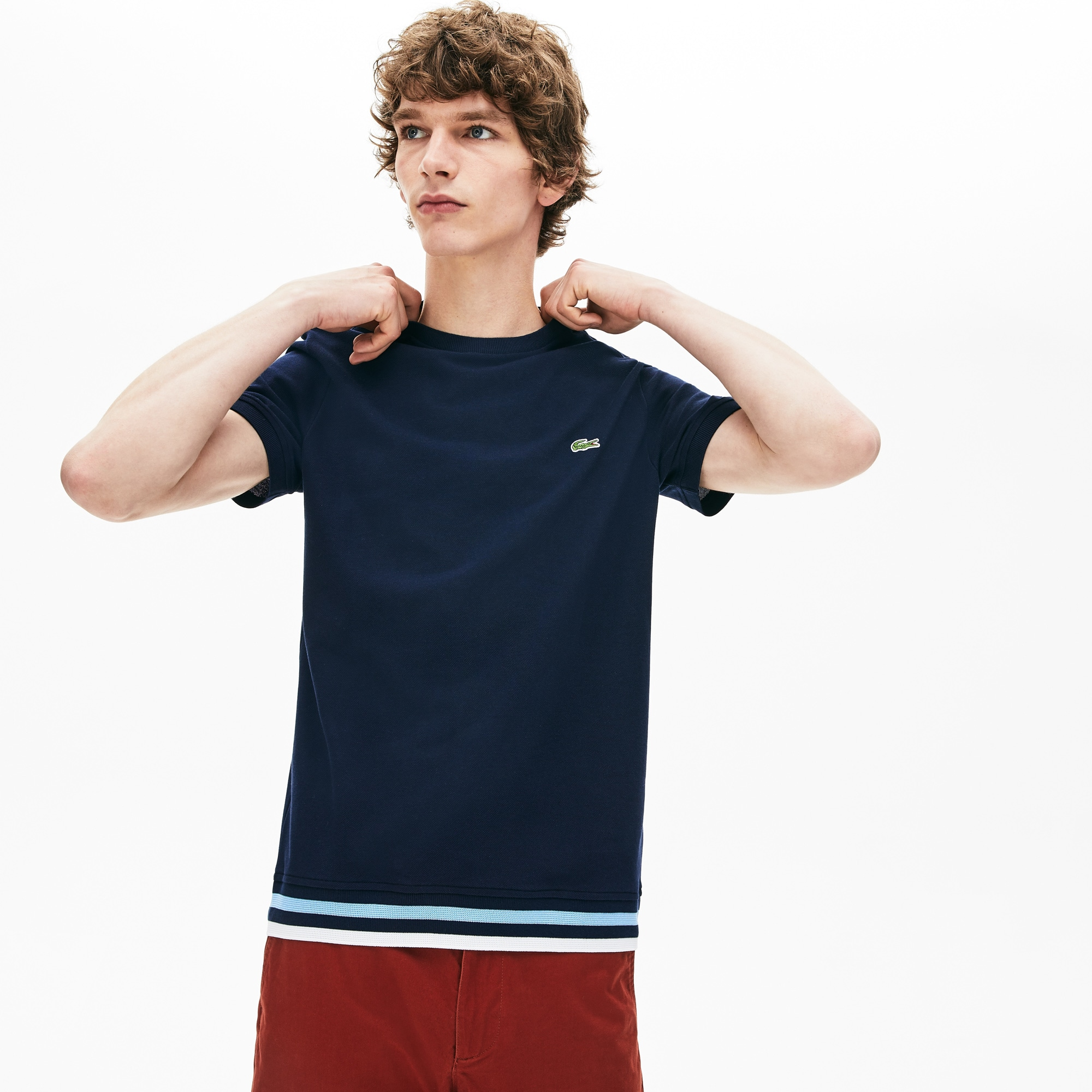 25629a512ce Men's T Shirts | Lacoste T Shirts | LACOSTE