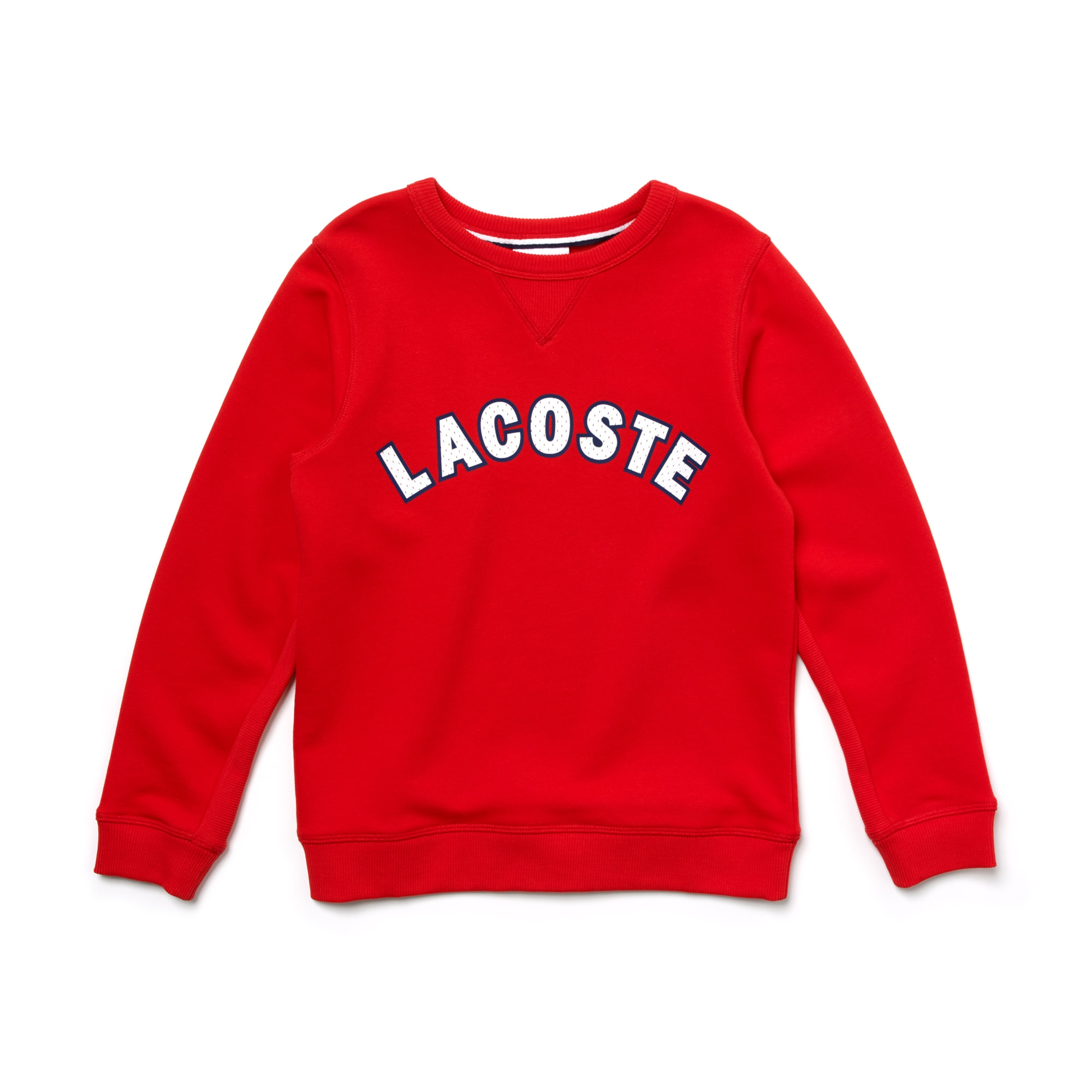 Kid's Crew Neck Fleece Sweatshirt