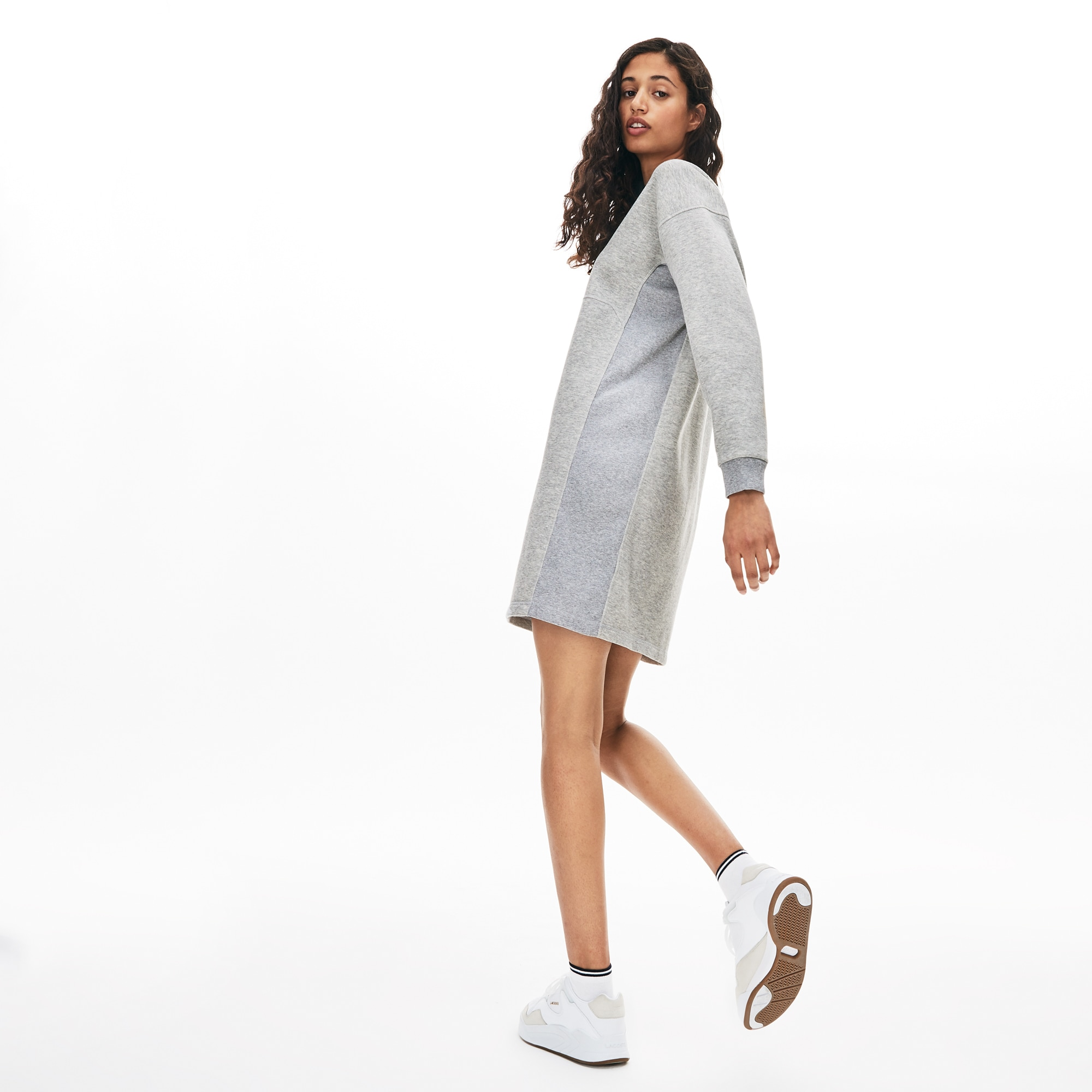 Women's Motion Sweatshirt Dress