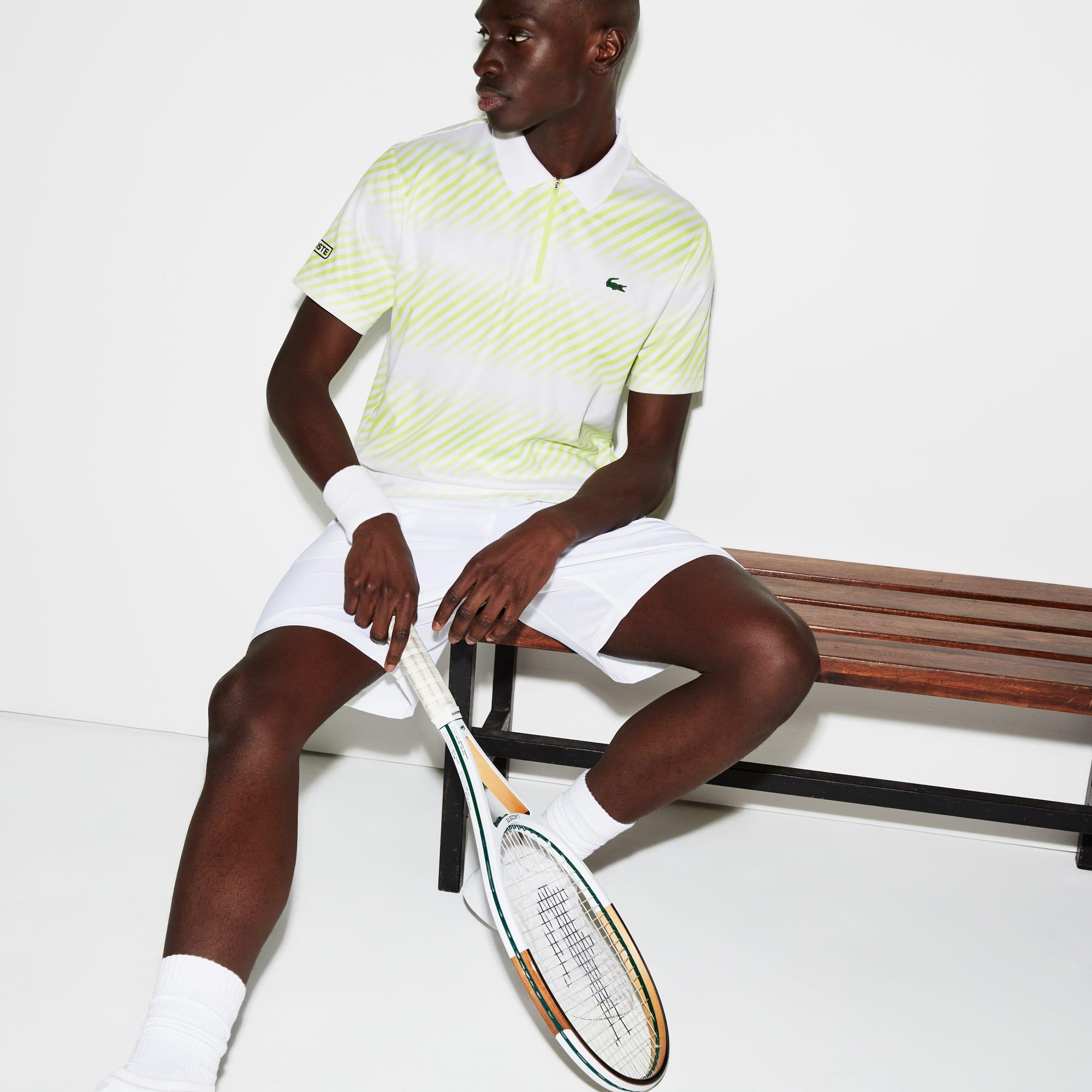 fcba1666 Men's SPORT Tech Piqué Tennis Polo | LACOSTE
