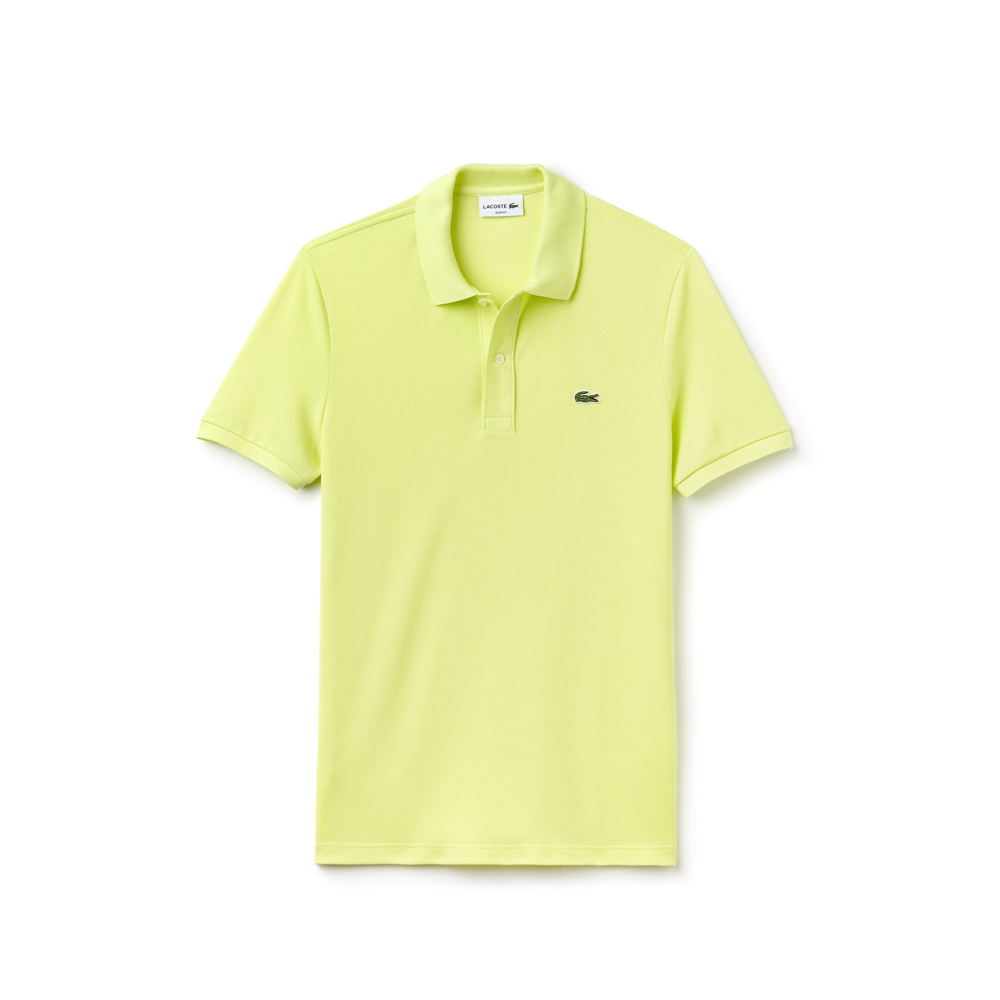 Men's Petit Piqué Slim Fit Polo Shirt